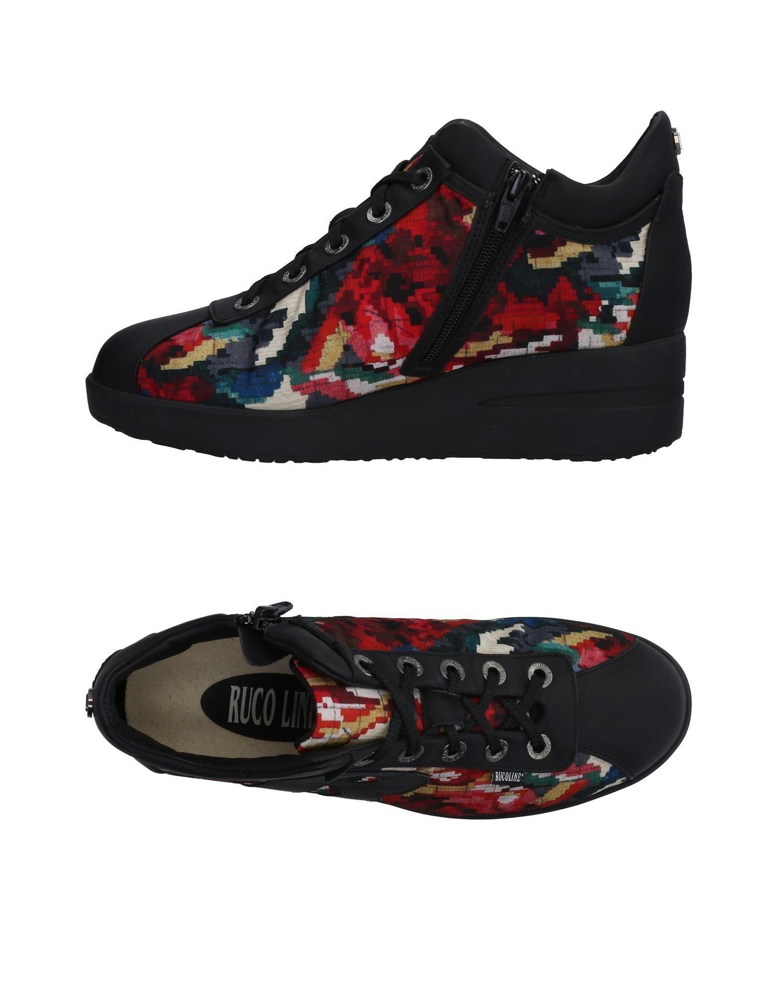 Gut um billige Schuhe zu tragenRuco Line Sneakers Damen  11474366TN