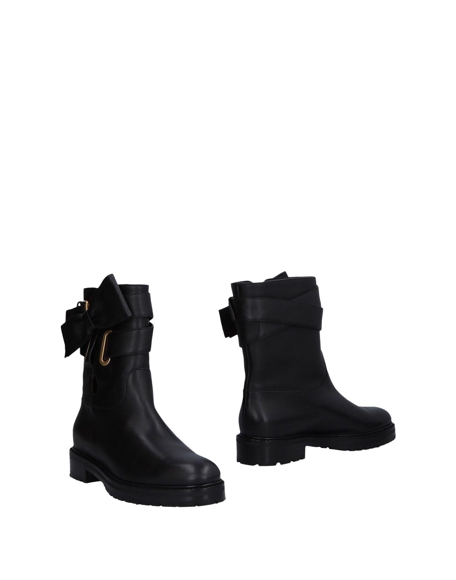 Valentino Garavani Stiefelette Damen  11474396MIGünstige gut aussehende Schuhe