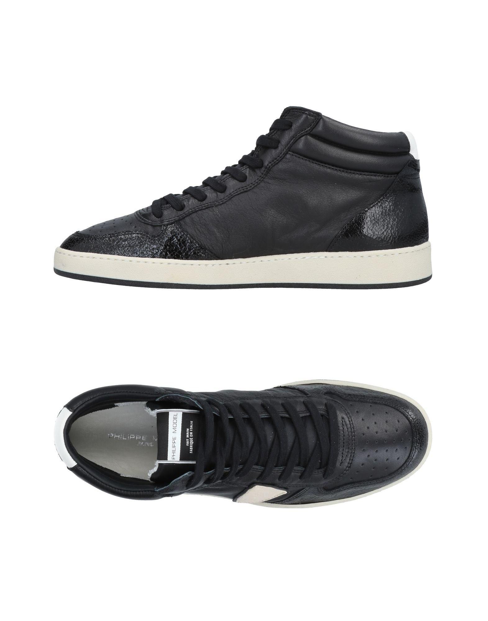 Philippe Model Sneakers Herren  11474406WN Neue Schuhe