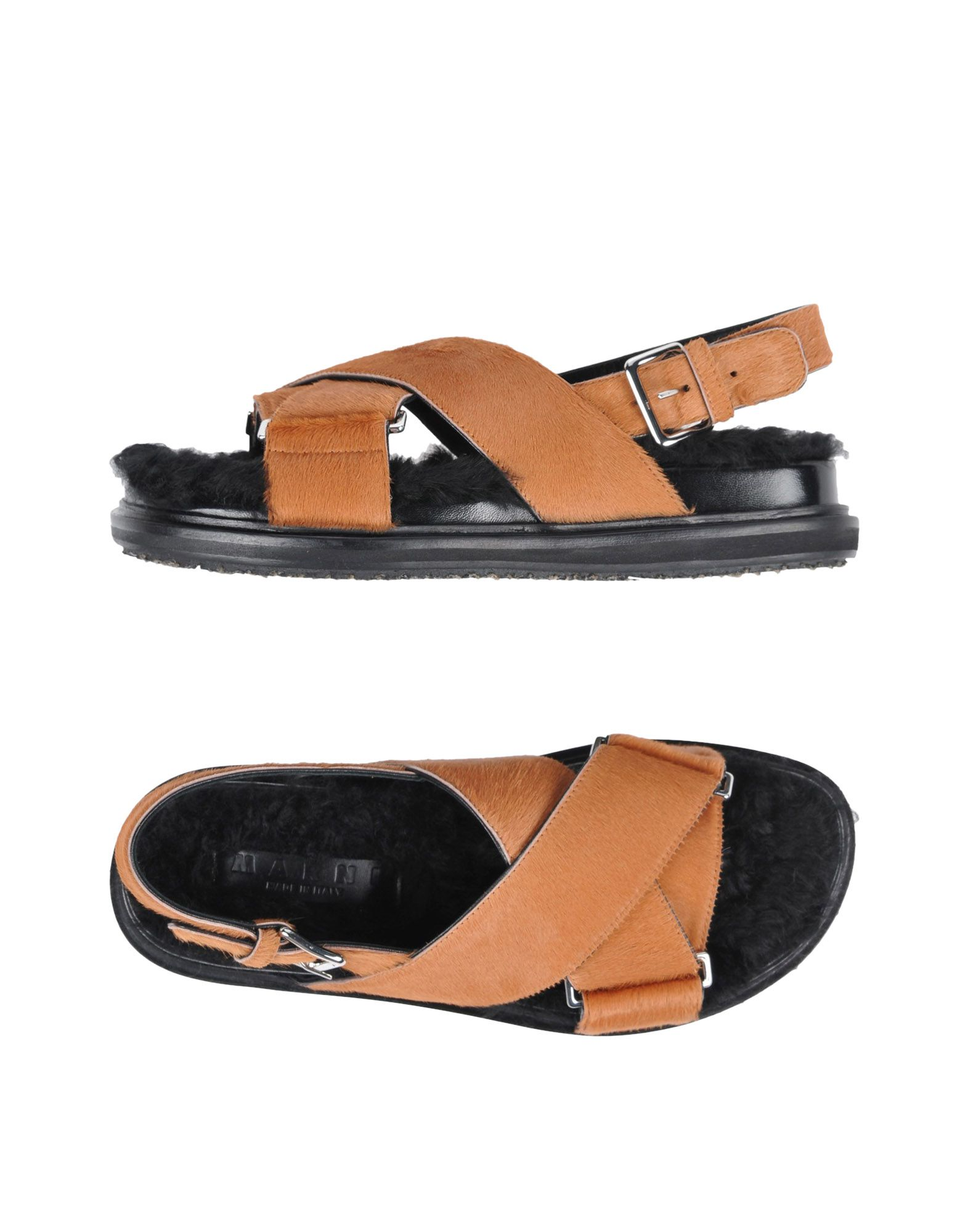Rabatt Schuhe Marni Sandalen Damen  11474425TV