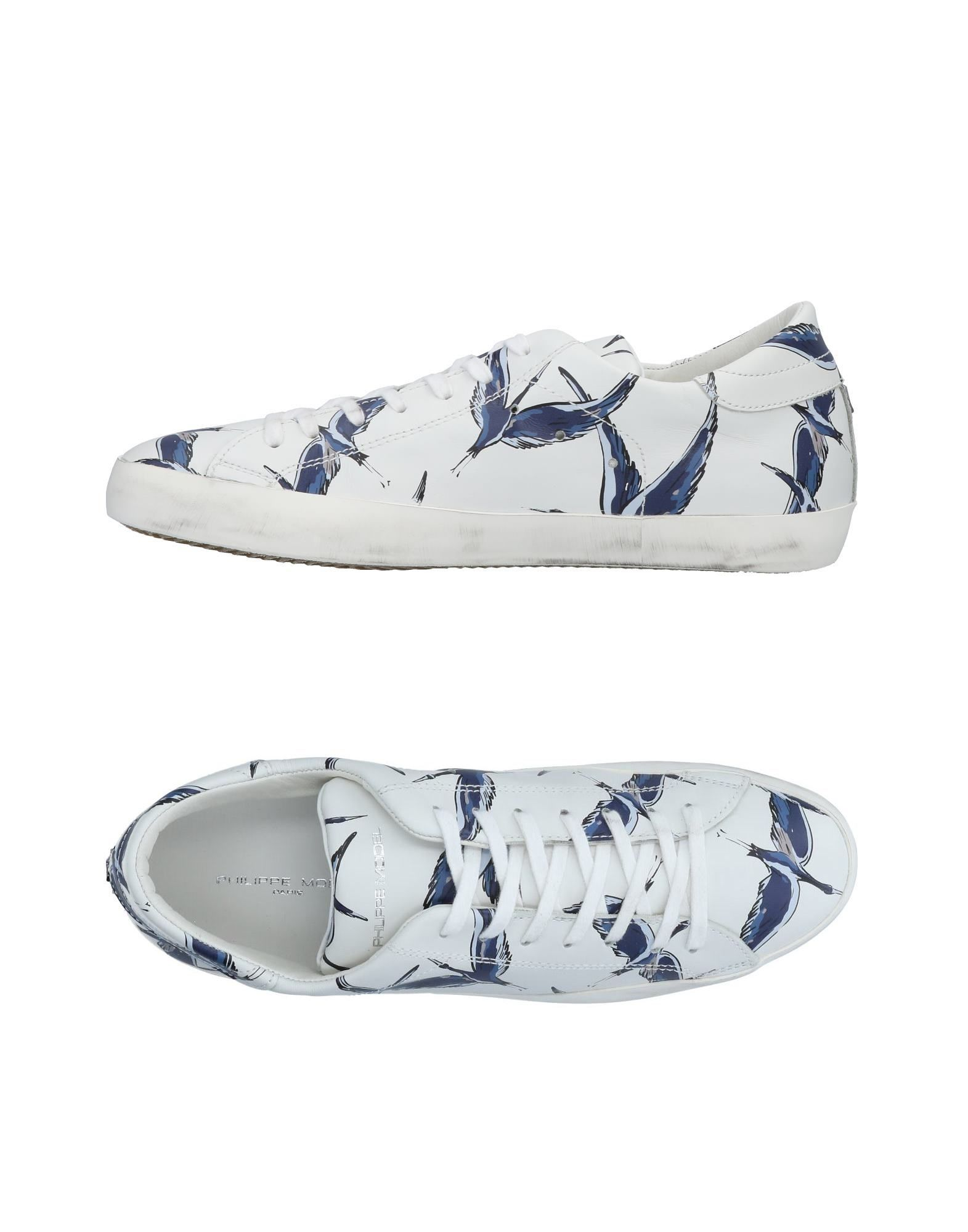 Philippe Model Sneakers Herren  11474427GF Neue Schuhe