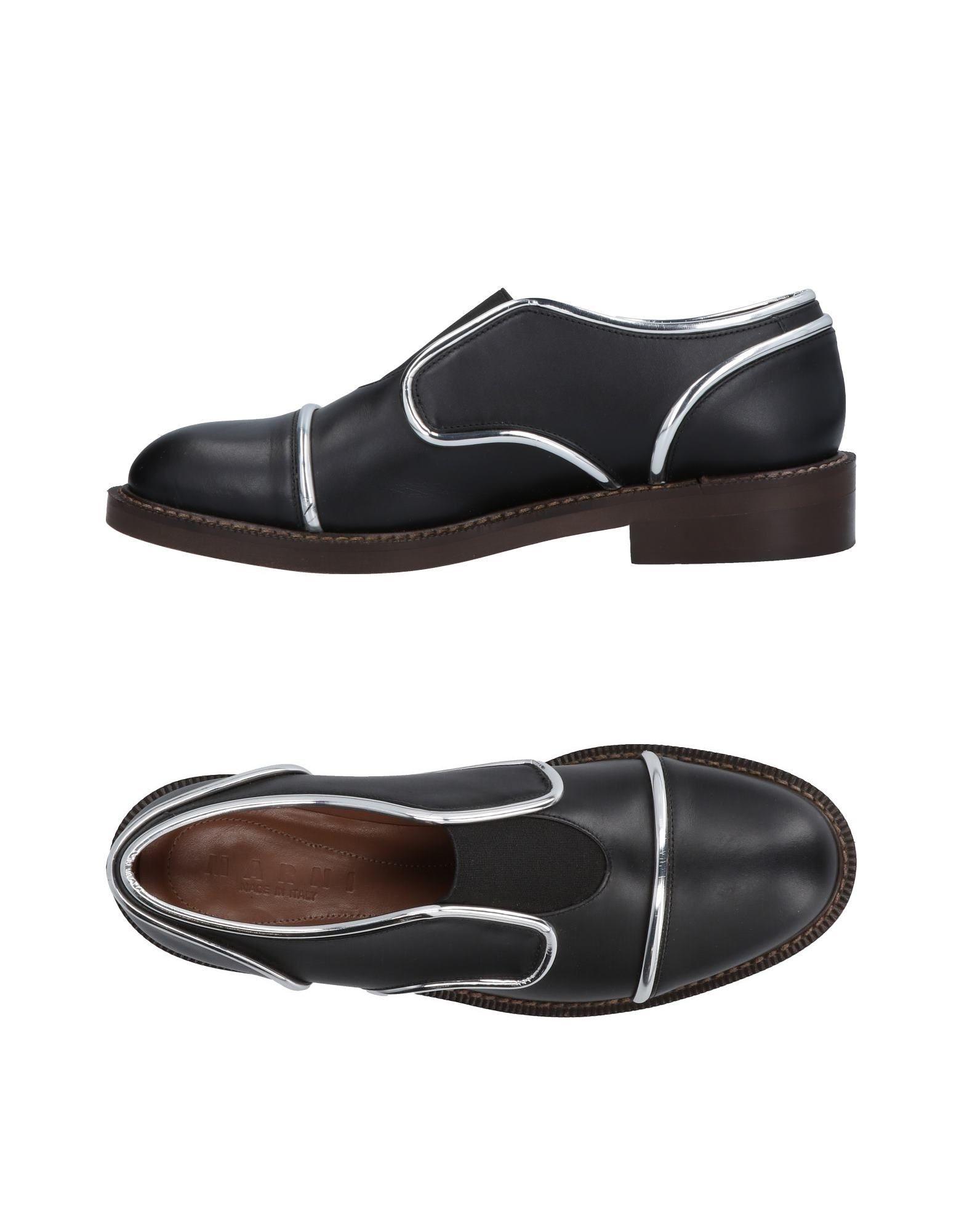 Marni Mokassins Damen  11474430JXGut aussehende strapazierfähige Schuhe