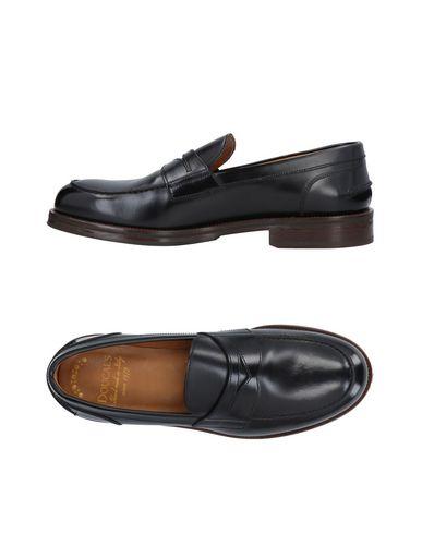 Zapatos con descuento Mocasín Doucal's Hombre - Mocasines Doucal's - 11474457GR Negro