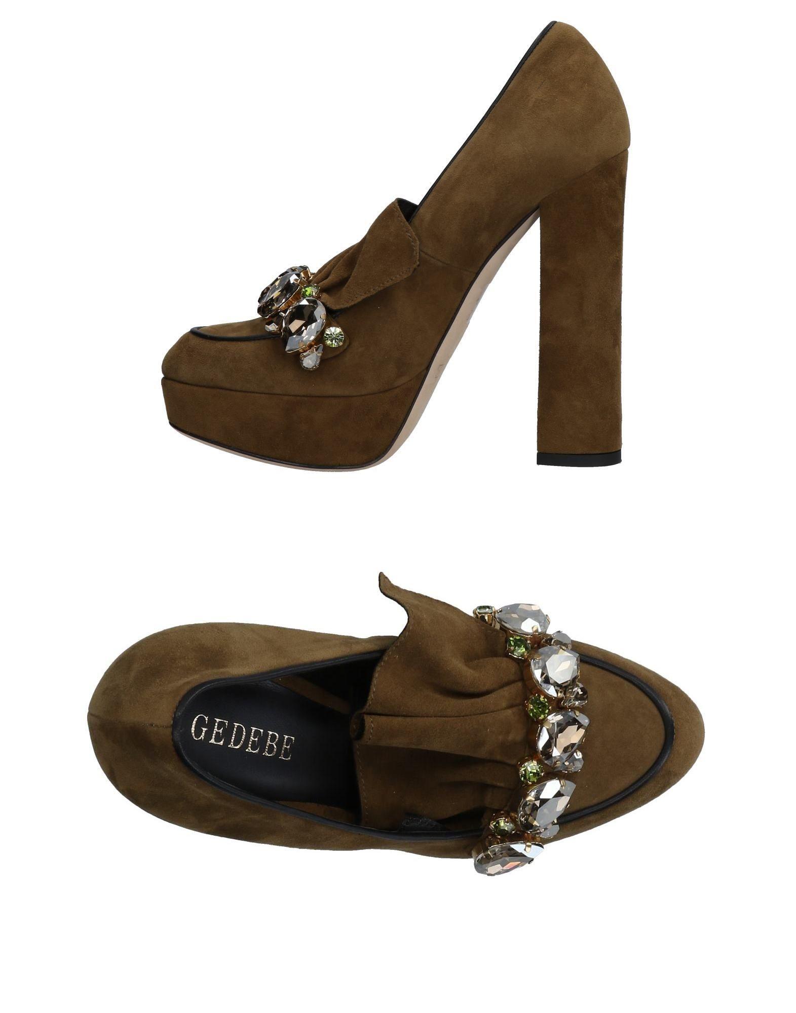 Gedebe Mokassins Damen  11474473UQGünstige gut aussehende Schuhe