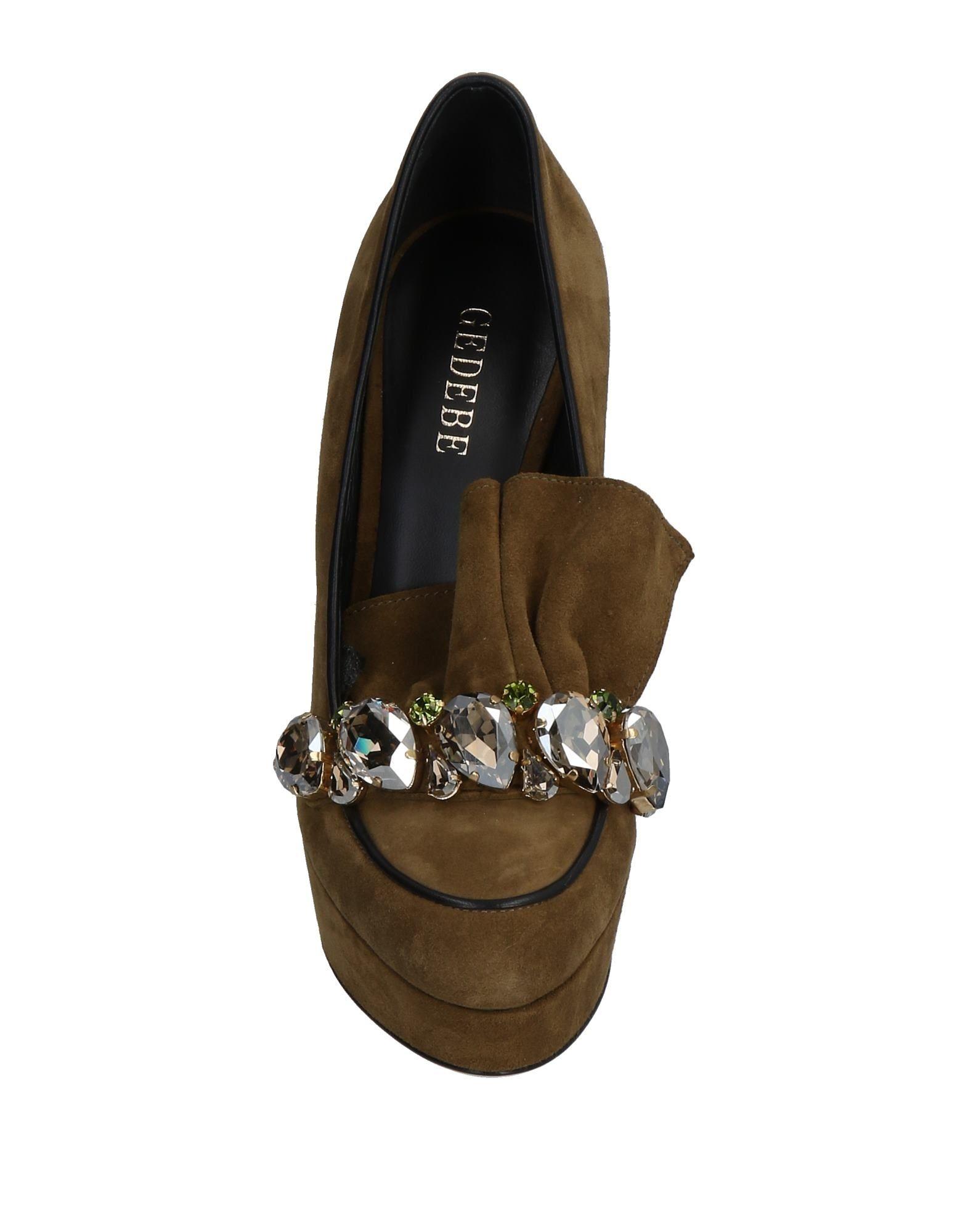 Gedebe Mokassins Damen  aussehende 11474473UQGünstige gut aussehende  Schuhe 4c5adf