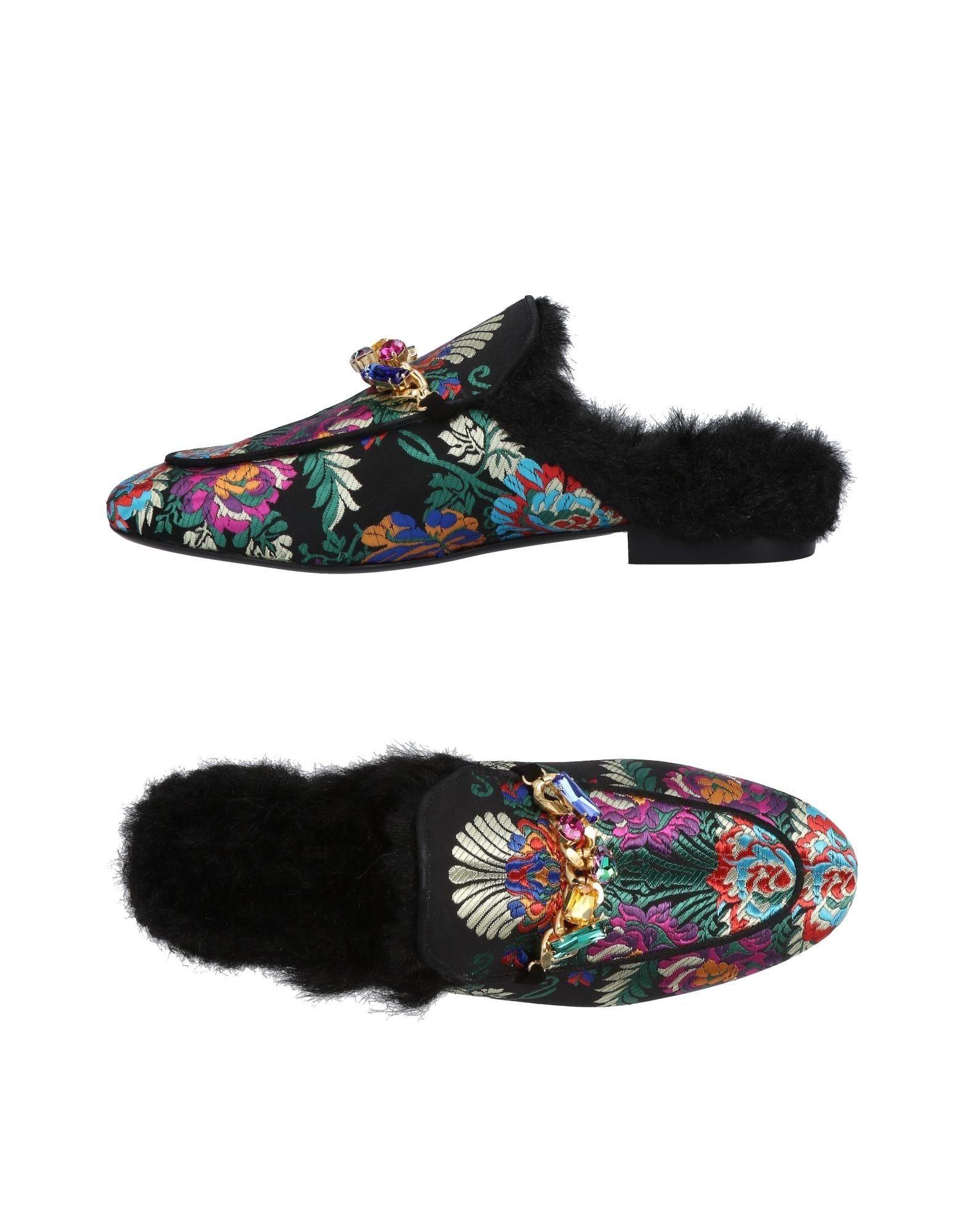 Emanuela Caruso Capri Pantoletten Damen  11474482MAGut aussehende strapazierfähige Schuhe