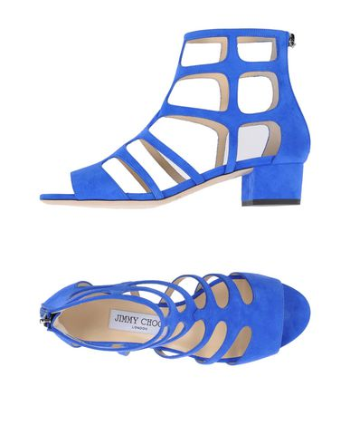 Jimmy Choo Sandali Donna Scarpe Blu
