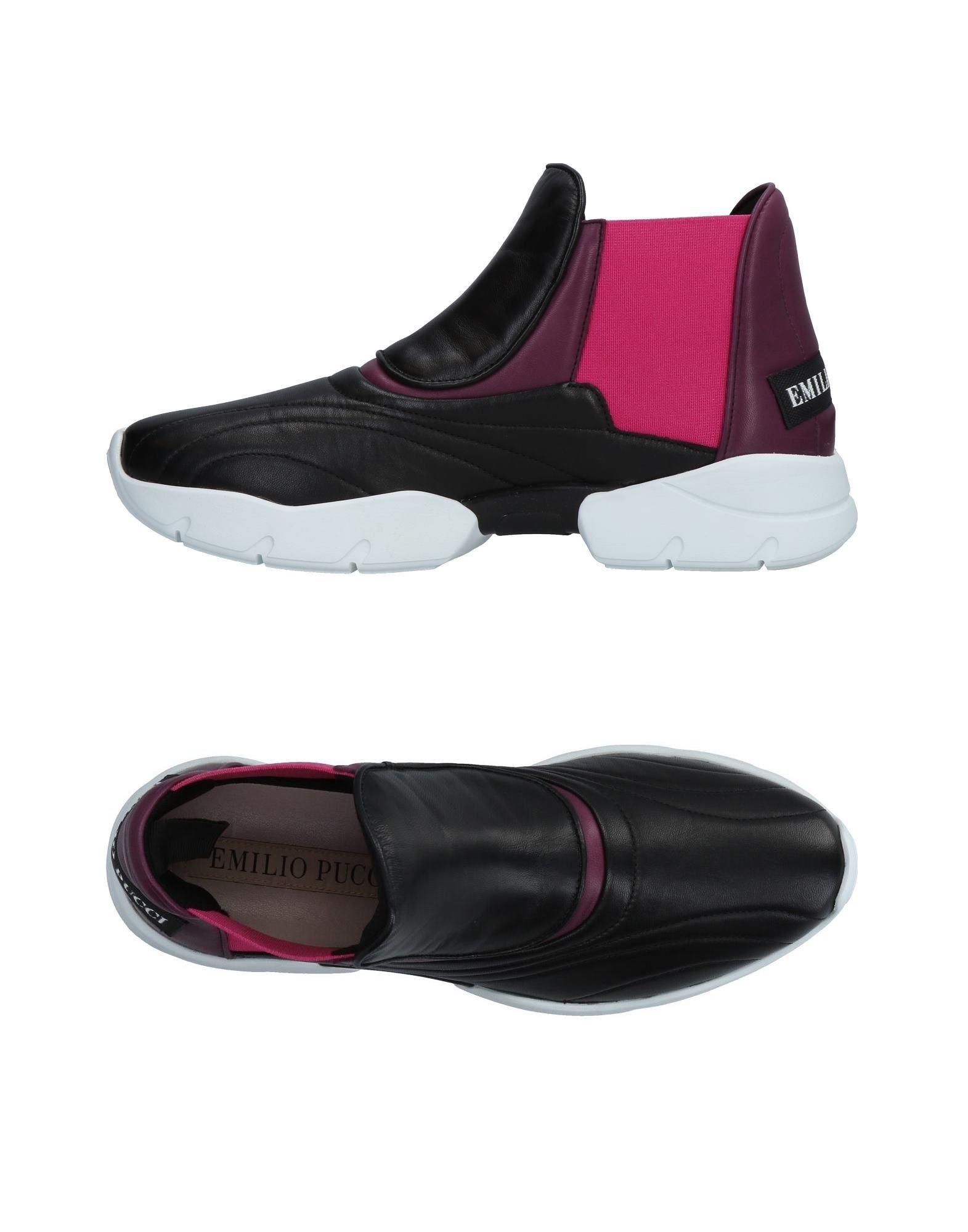 Rabatt Schuhe Emilio Pucci Sneakers Damen  11474548ML