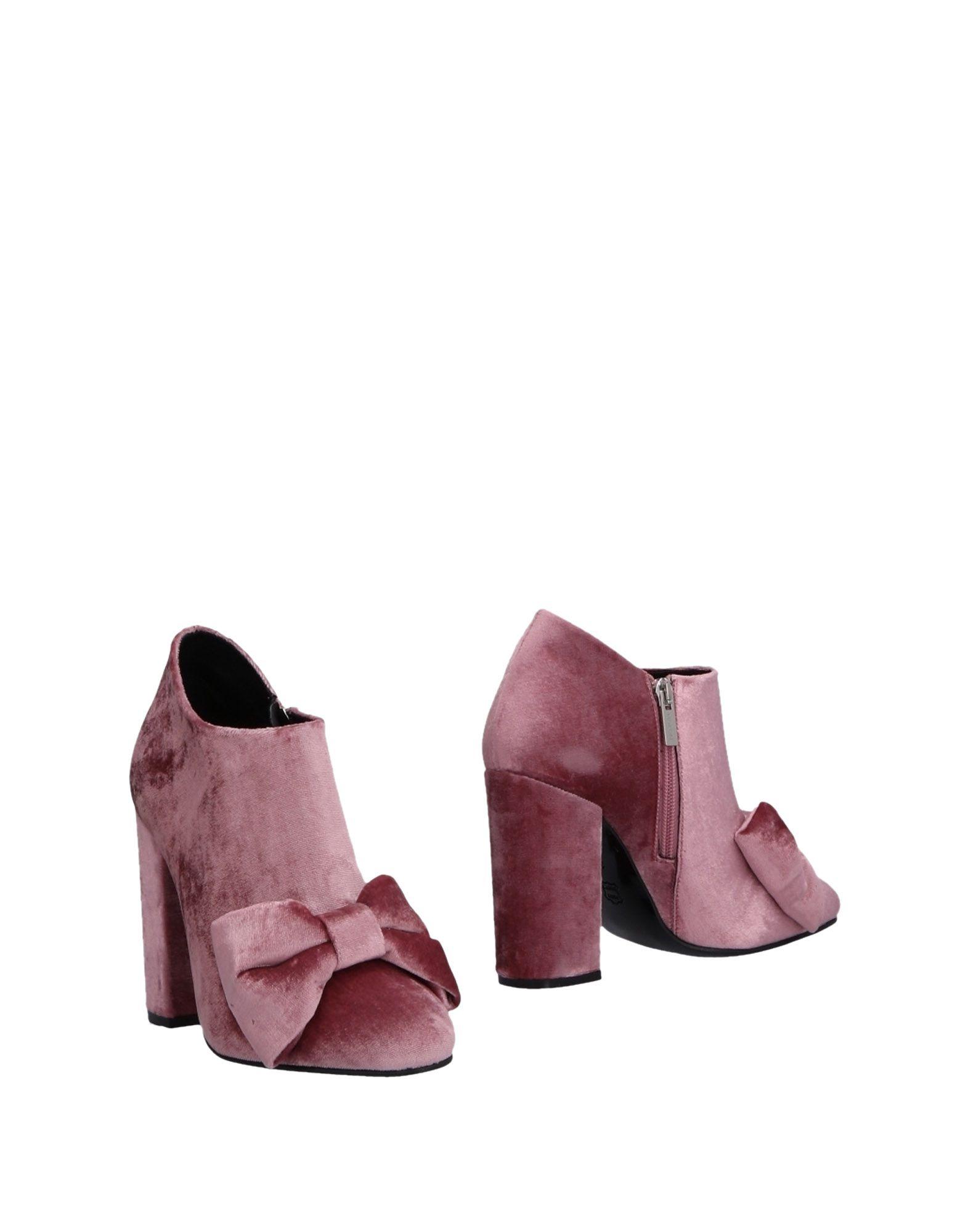 Stilvolle billige Schuhe Morobē Stiefelette Damen  11474553TF