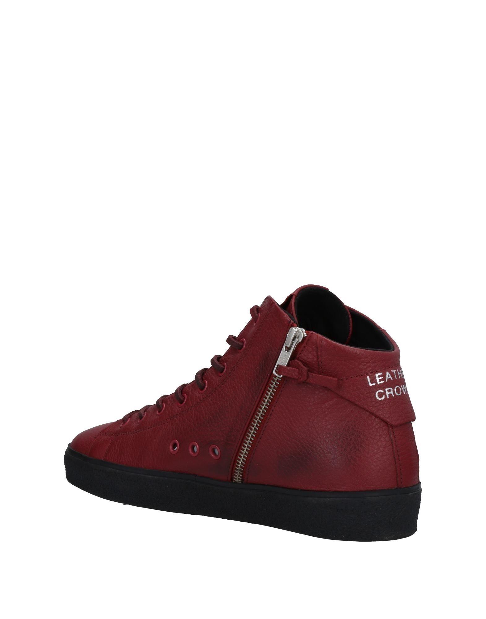 Leather Crown Sneakers  Herren  Sneakers 11474564AM be5fdf