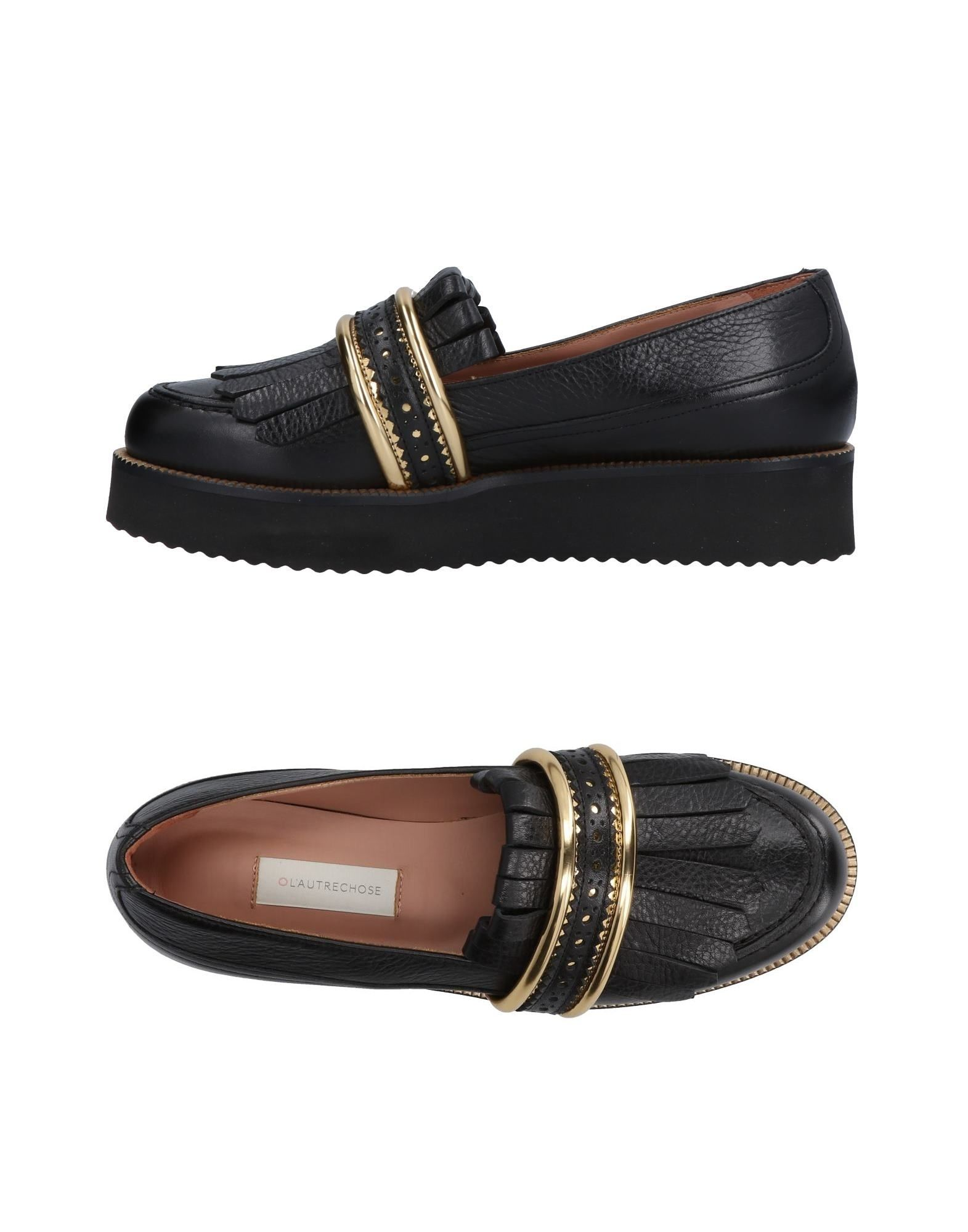 L' Autre Chose Loafers - Women L' Autre Chose Loafers Kingdom online on  United Kingdom Loafers - 11474587BD 2f4810