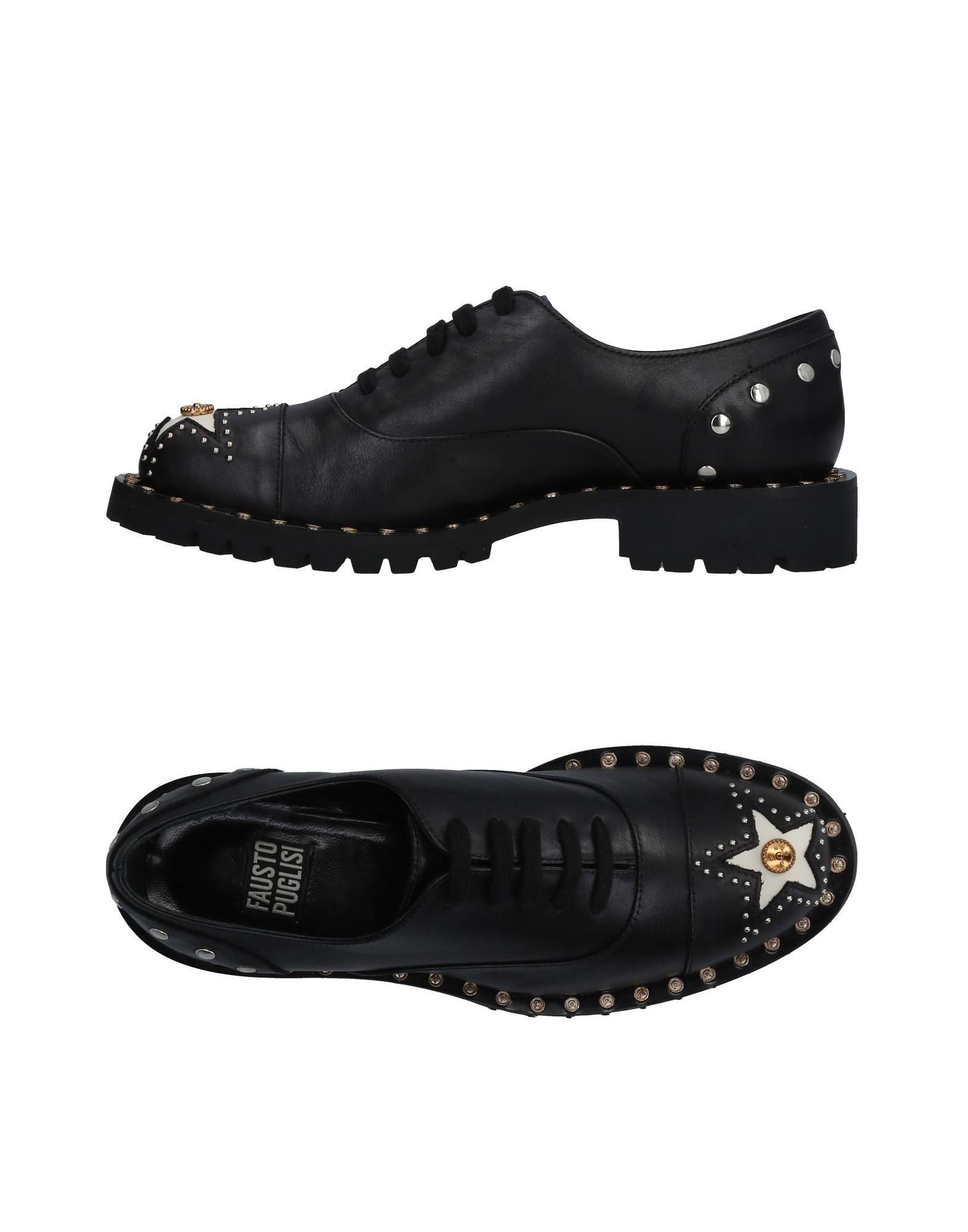 Fausto Puglisi Beliebte Schnürschuhe Damen  11474600OI Beliebte Puglisi Schuhe 619dc0