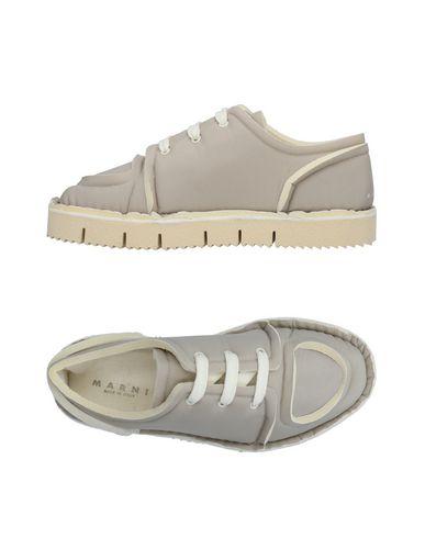 Zapatos con descuento Zapatillas Marni Hombre - Zapatillas Marni - 11474608WO Gris perla