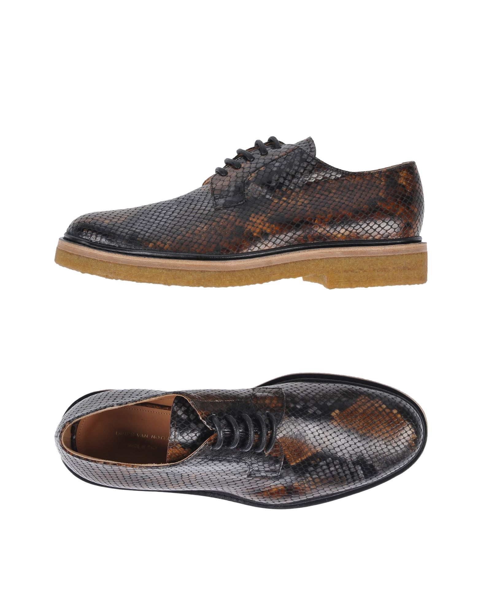 Stringate Dries Van Noten Uomo - 11474614NW
