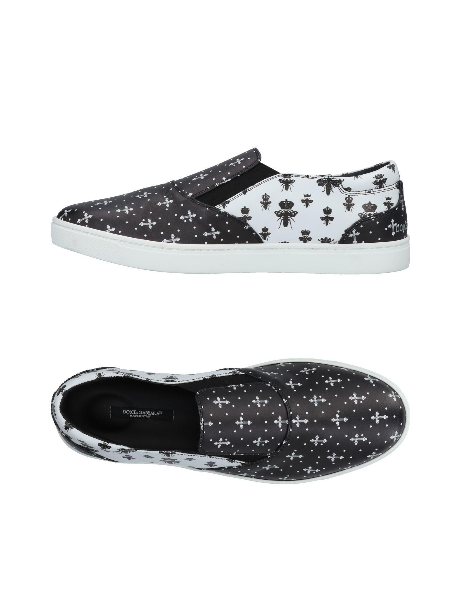 Sneakers Dolce & Gabbana Uomo - 11474631PM