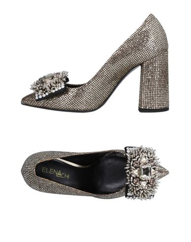 Chaussures - Courts Elena Iachi d1LzvI5me