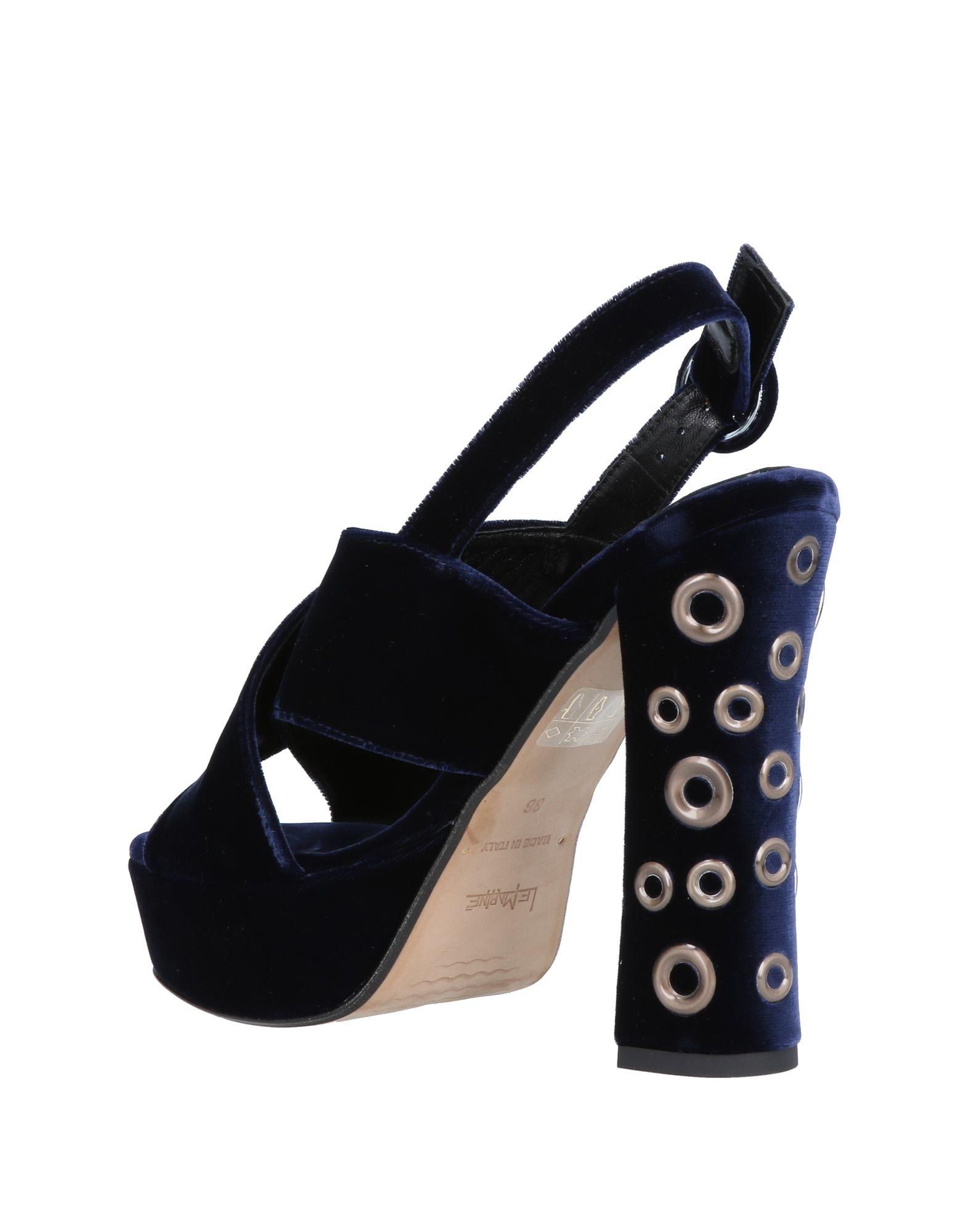 Le Marinē Sandalen Damen  11474690XU Gute Schuhe Qualität beliebte Schuhe Gute fd9a4e