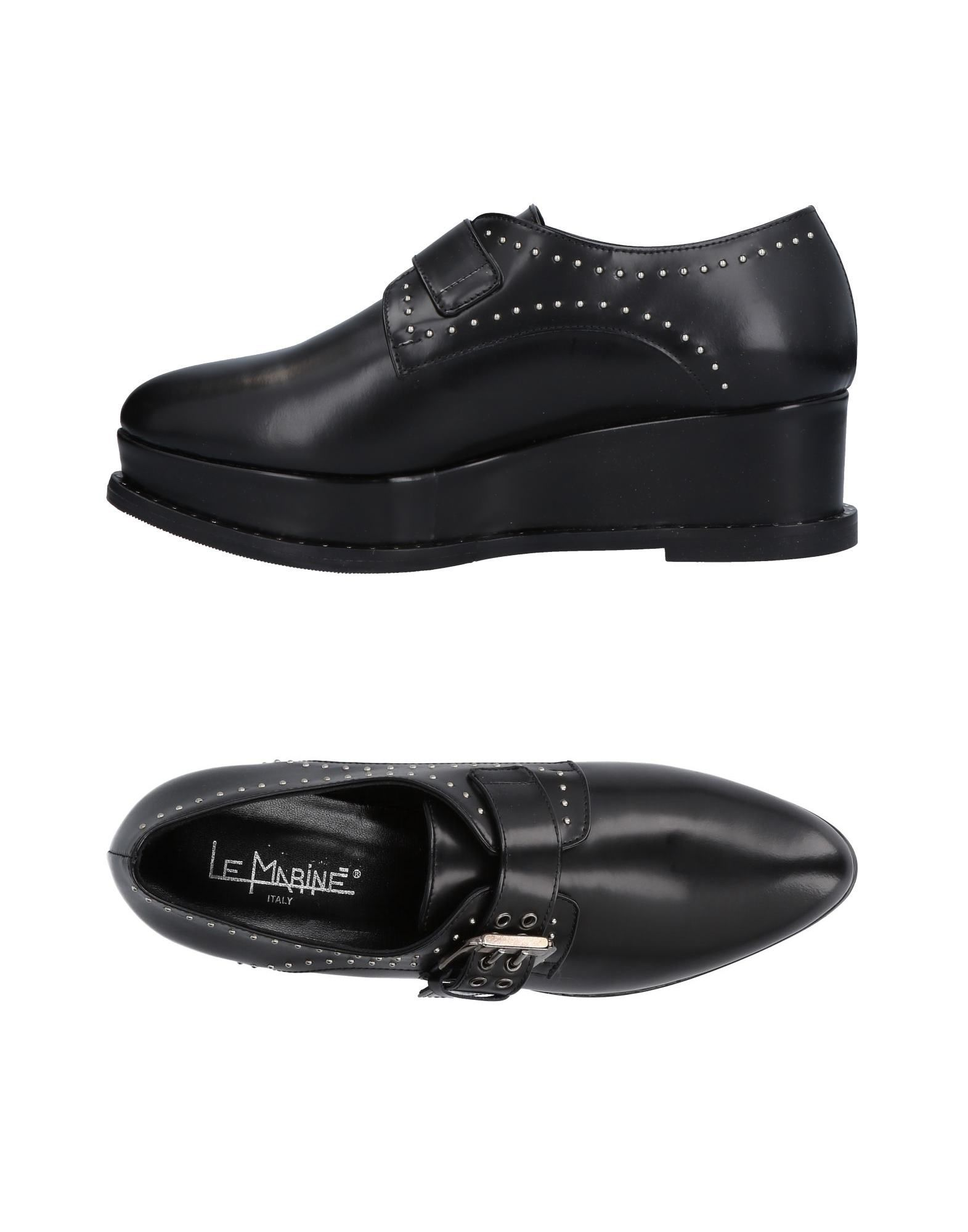 Stilvolle billige Schuhe Le Marinē Mokassins Damen  11474699IW