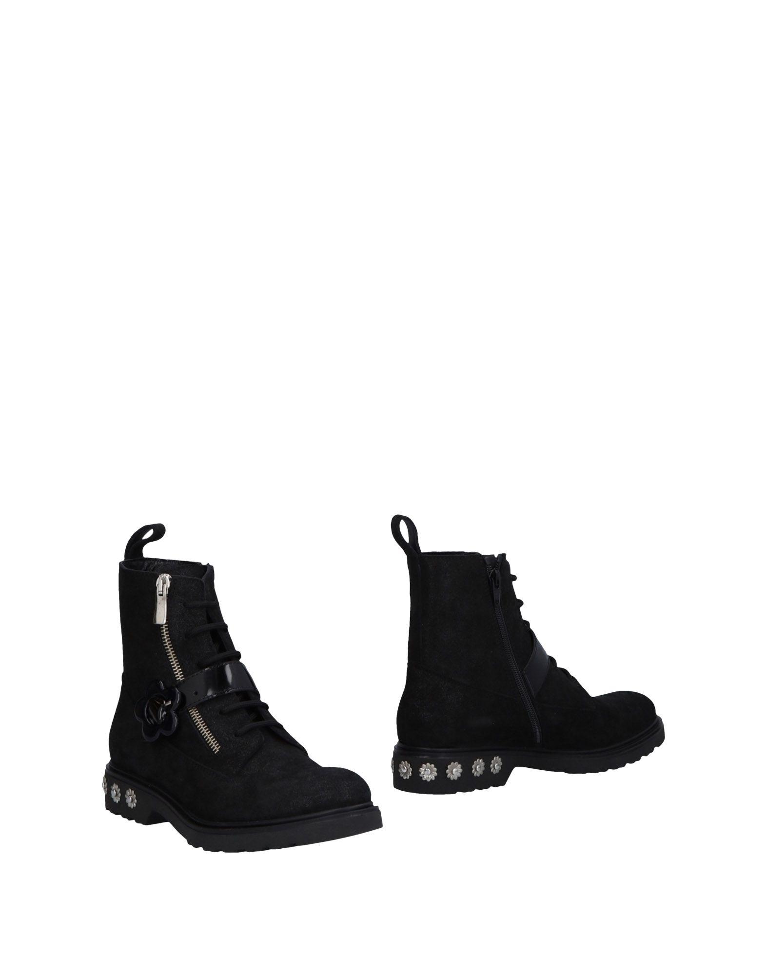 Giancarlo Paoli Stiefelette strapazierfähige Damen  11474727WUGut aussehende strapazierfähige Stiefelette Schuhe 272589