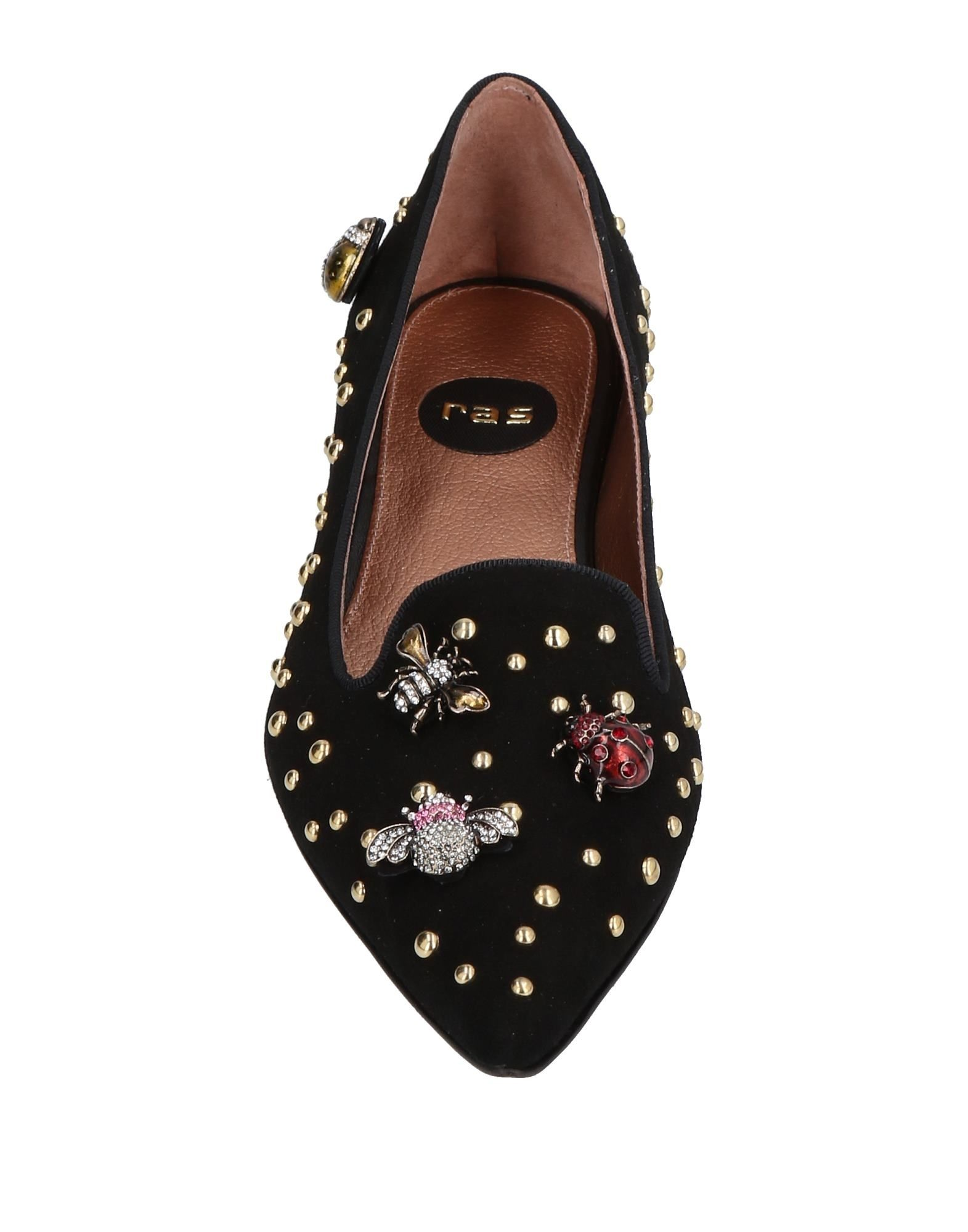 Stilvolle billige  Schuhe Ras Mokassins Damen  billige 11474861NR d54bb7