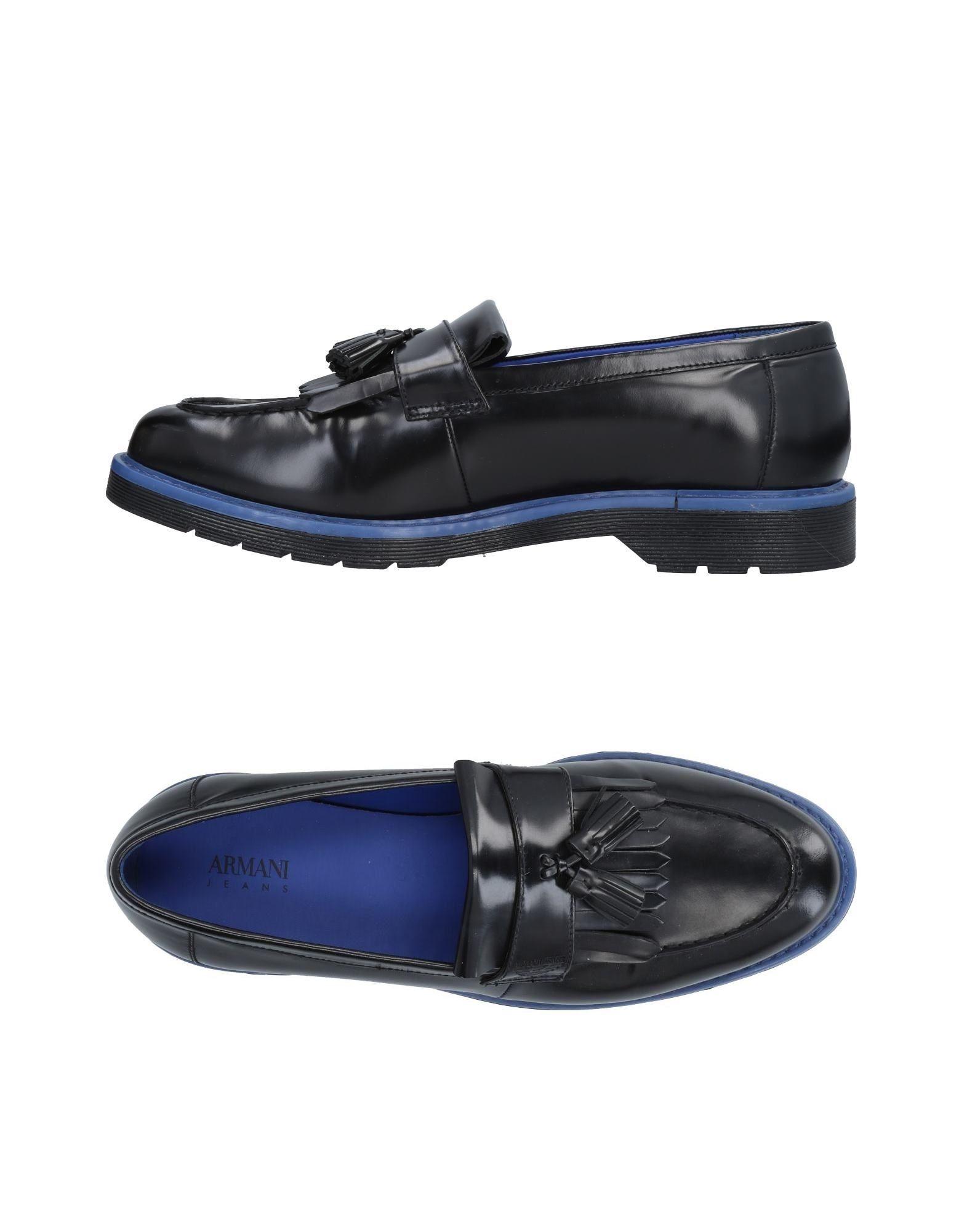 Mocassino Armani Jeans Uomo - 11474867GH