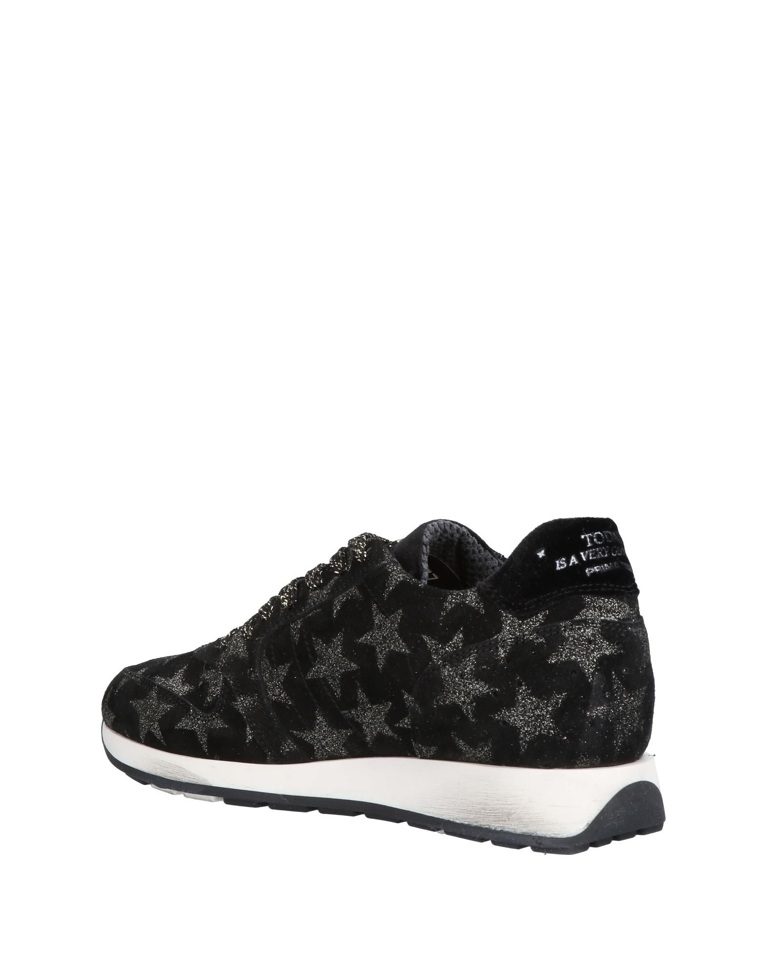 Stilvolle Primabase billige Schuhe Primabase Stilvolle Sneakers Damen  11474907IC 196653