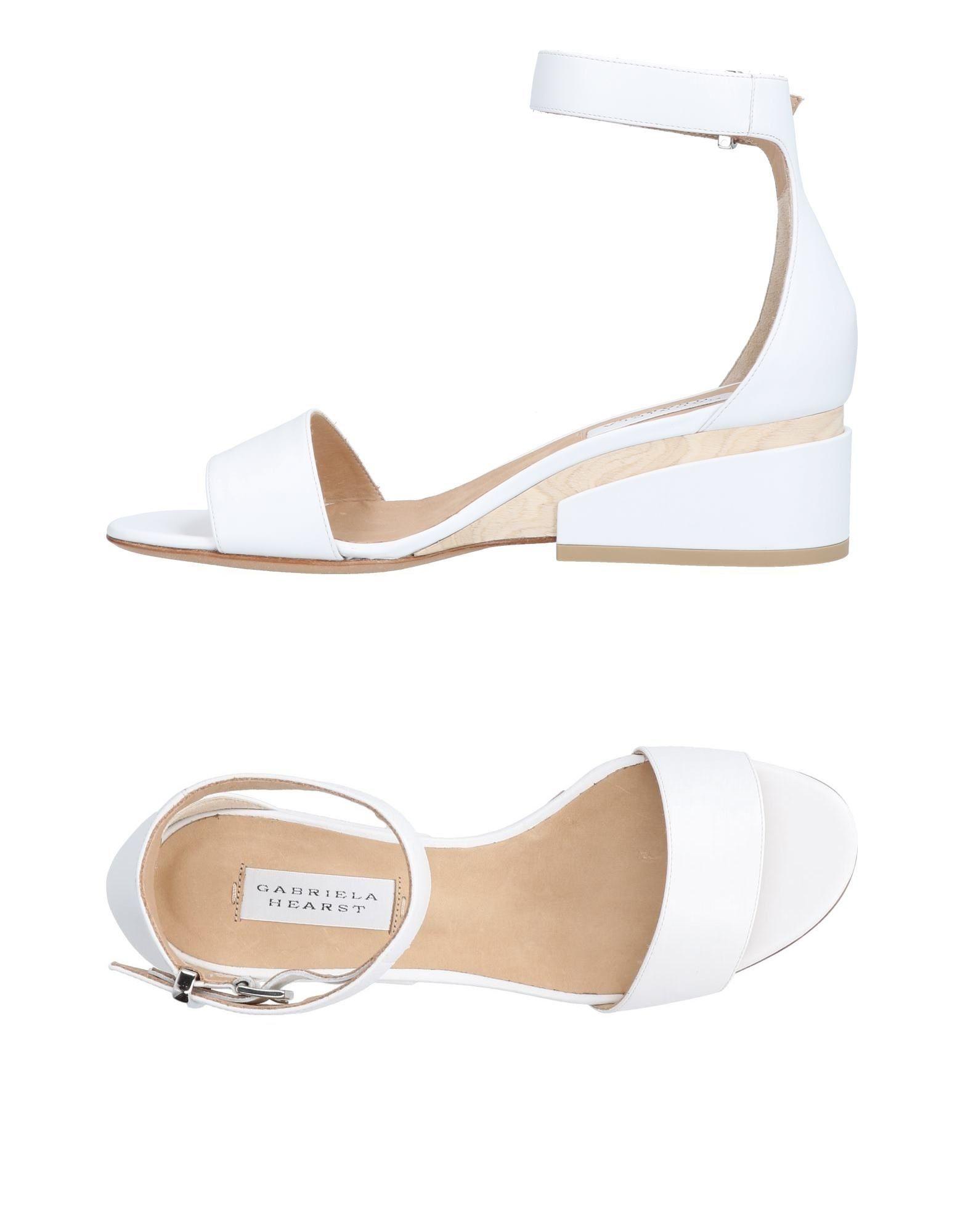 Gabriela Hearst Sandals - Women Gabriela  Hearst Sandals online on  Gabriela Canada - 11474909AV 6e28d8