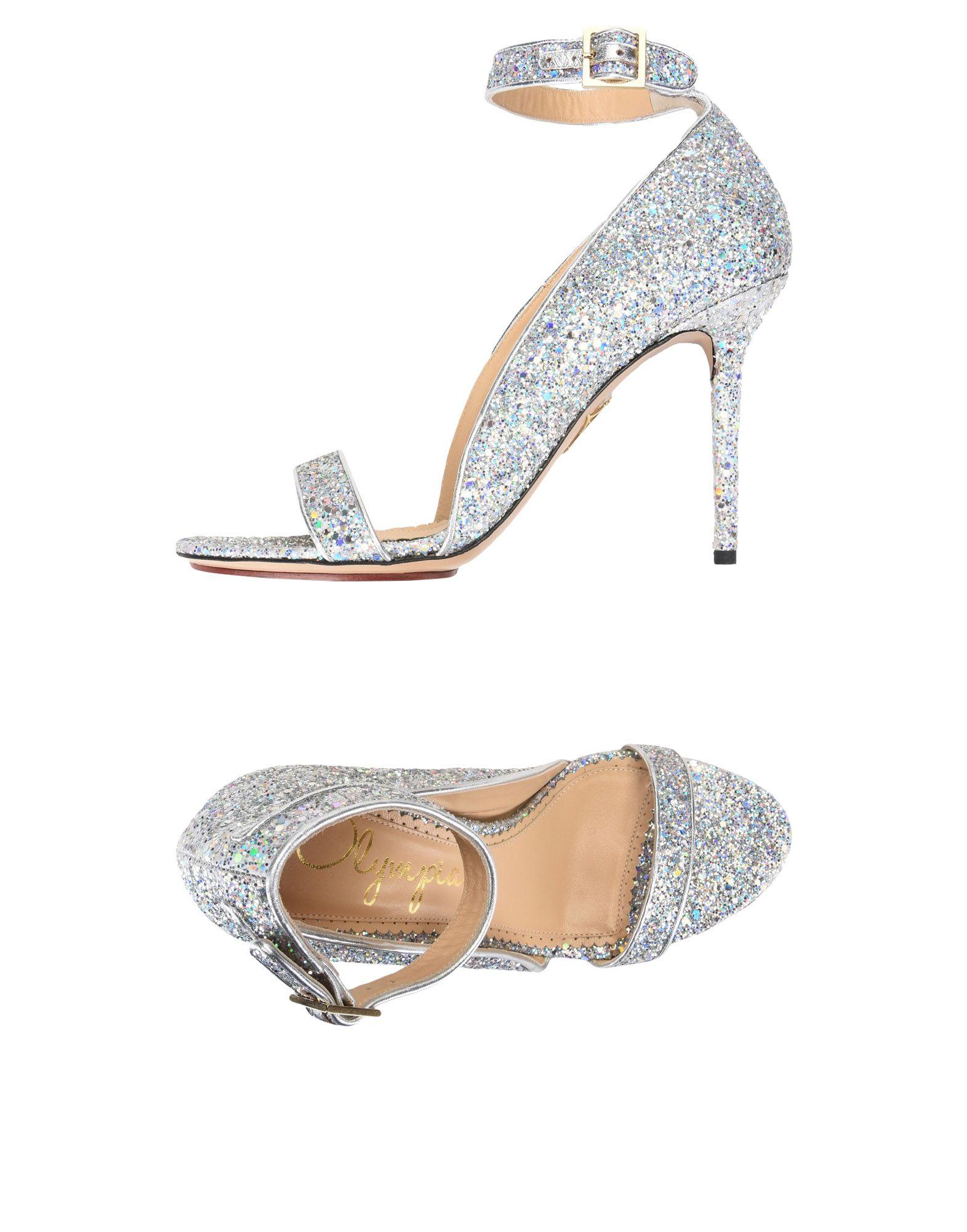 Charlotte Olympia Sandalen Damen  11474918UWGut aussehende strapazierfähige Schuhe
