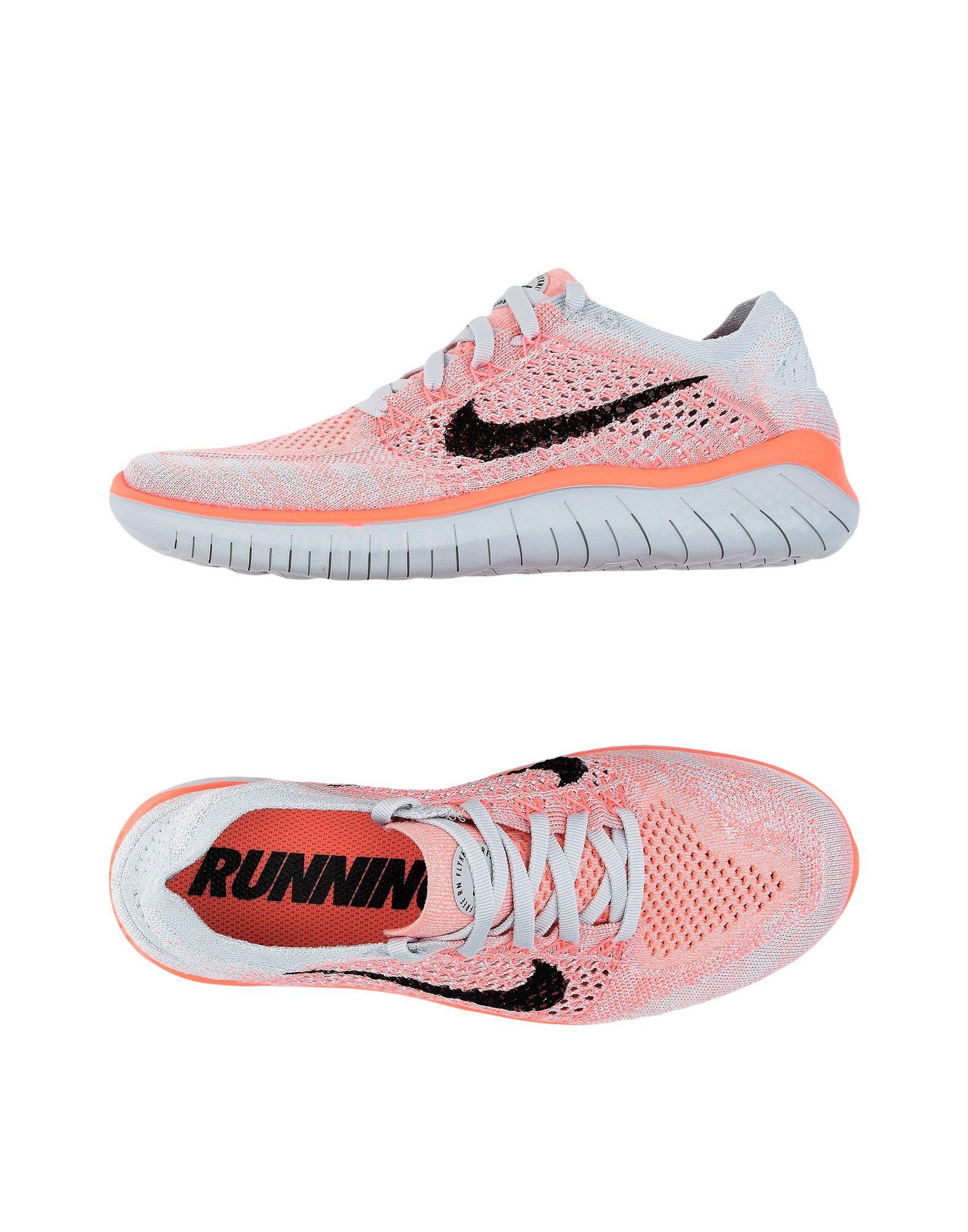 0d2f32a7565 Nike Wmns Nike Free Rn Flyknit 2018 - Sneakers - - - Women Nike Sneakers  online on United Kingdom - 11474937NA 10a882