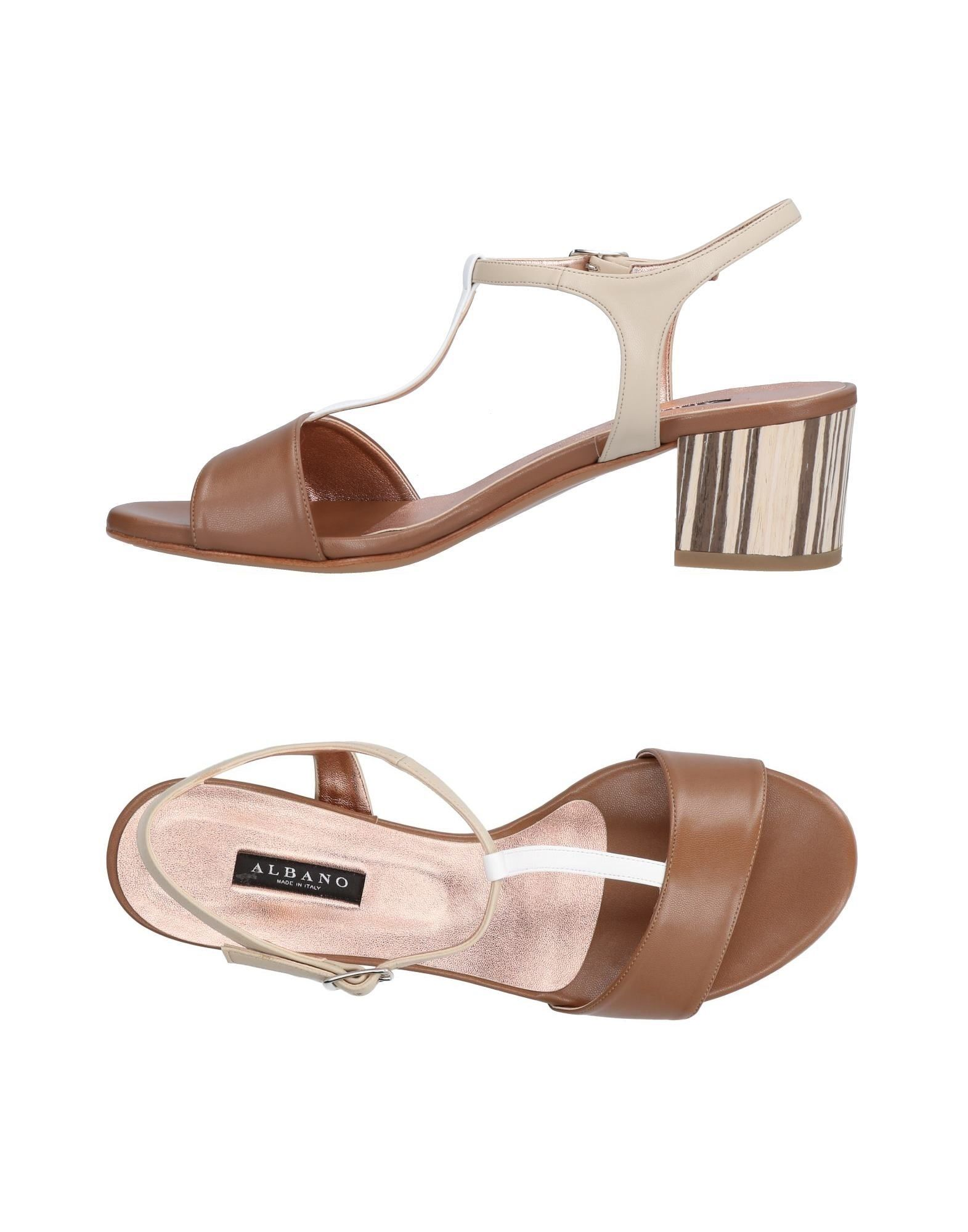 Albano Sandals Sandals - Women Albano Sandals Albano online on  Canada - 11474950LV e012cc