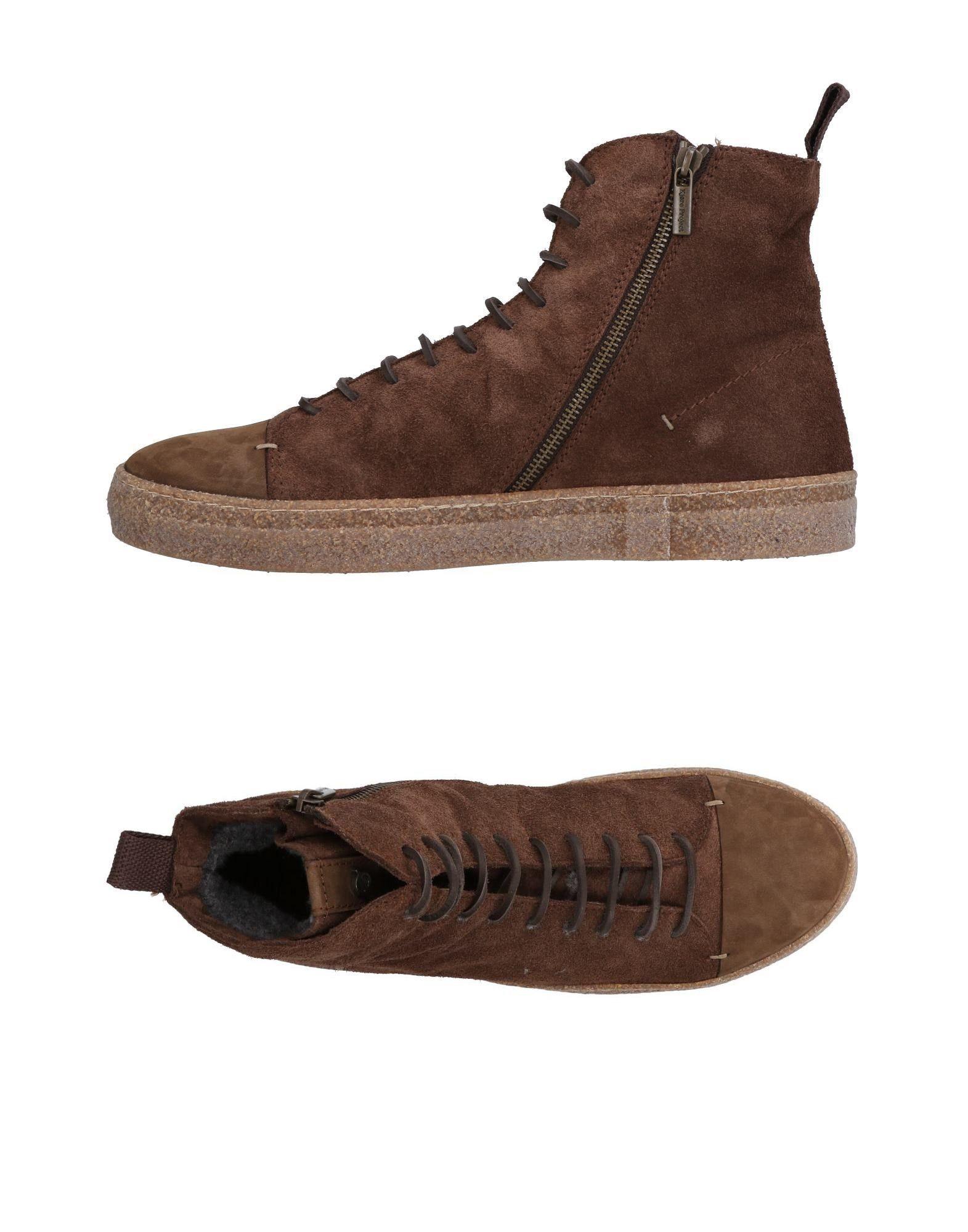 Rabatt echte Schuhe Kjøre Project Sneakers Herren  11474953DH