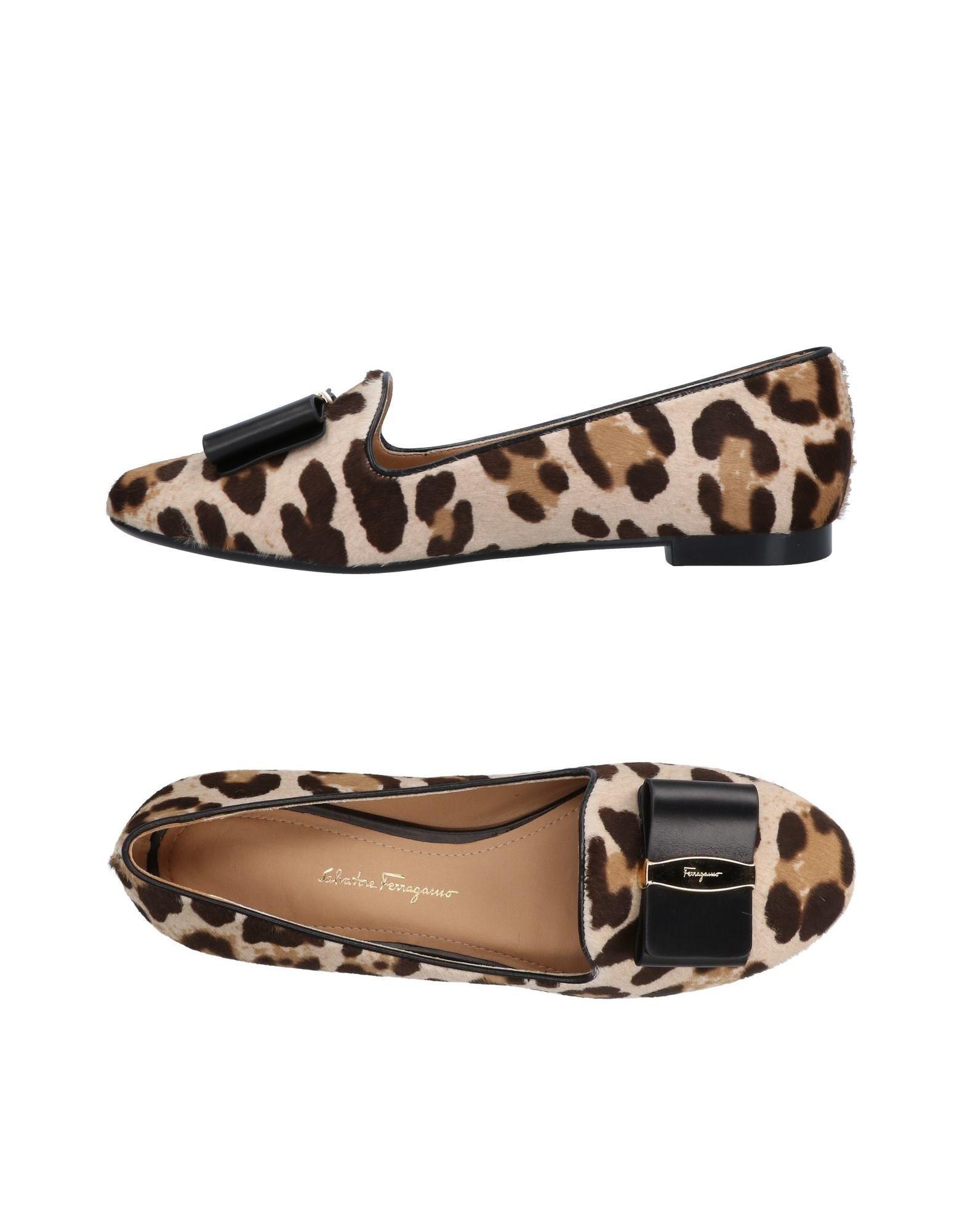 Salvatore Ferragamo Mokassins Damen  11474963XJGünstige gut aussehende Schuhe