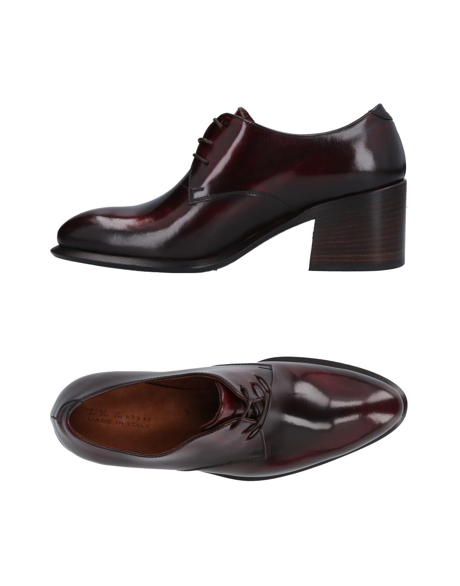 I.N.K. Shoes Schnürschuhe Damen   11474975GQ 75d2b2