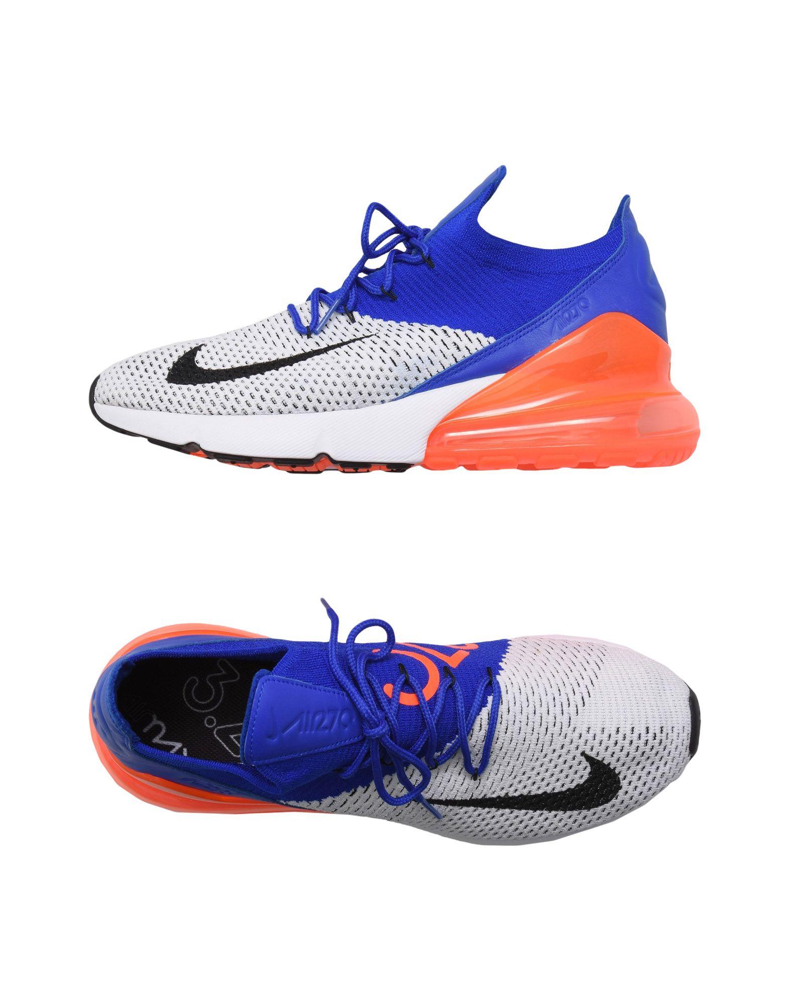 Sneakers Nike Air Max 270 Flyknit - Uomo - 11475085XC