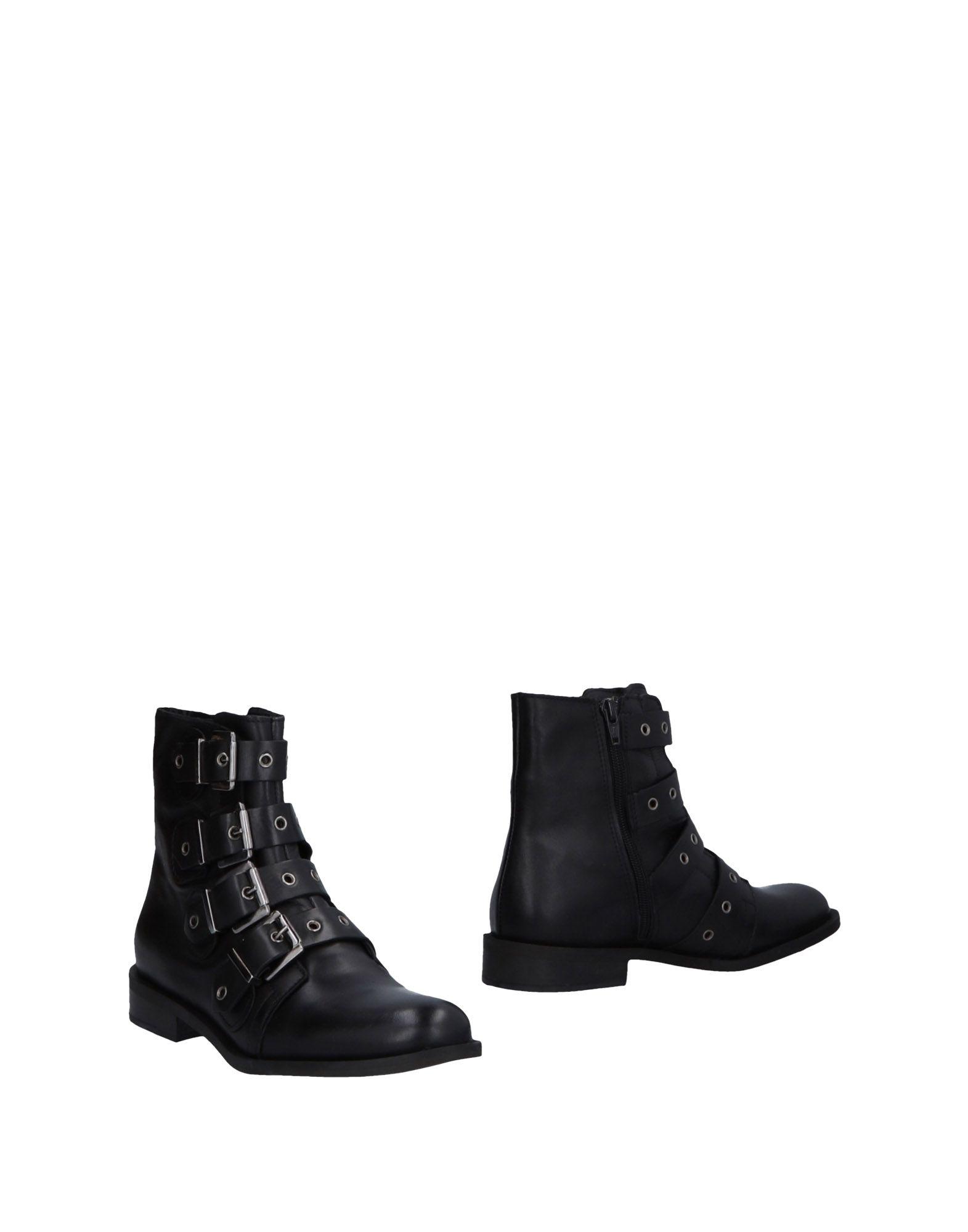 Unlace Stiefelette Damen  11475127MT Gute Qualität beliebte Schuhe