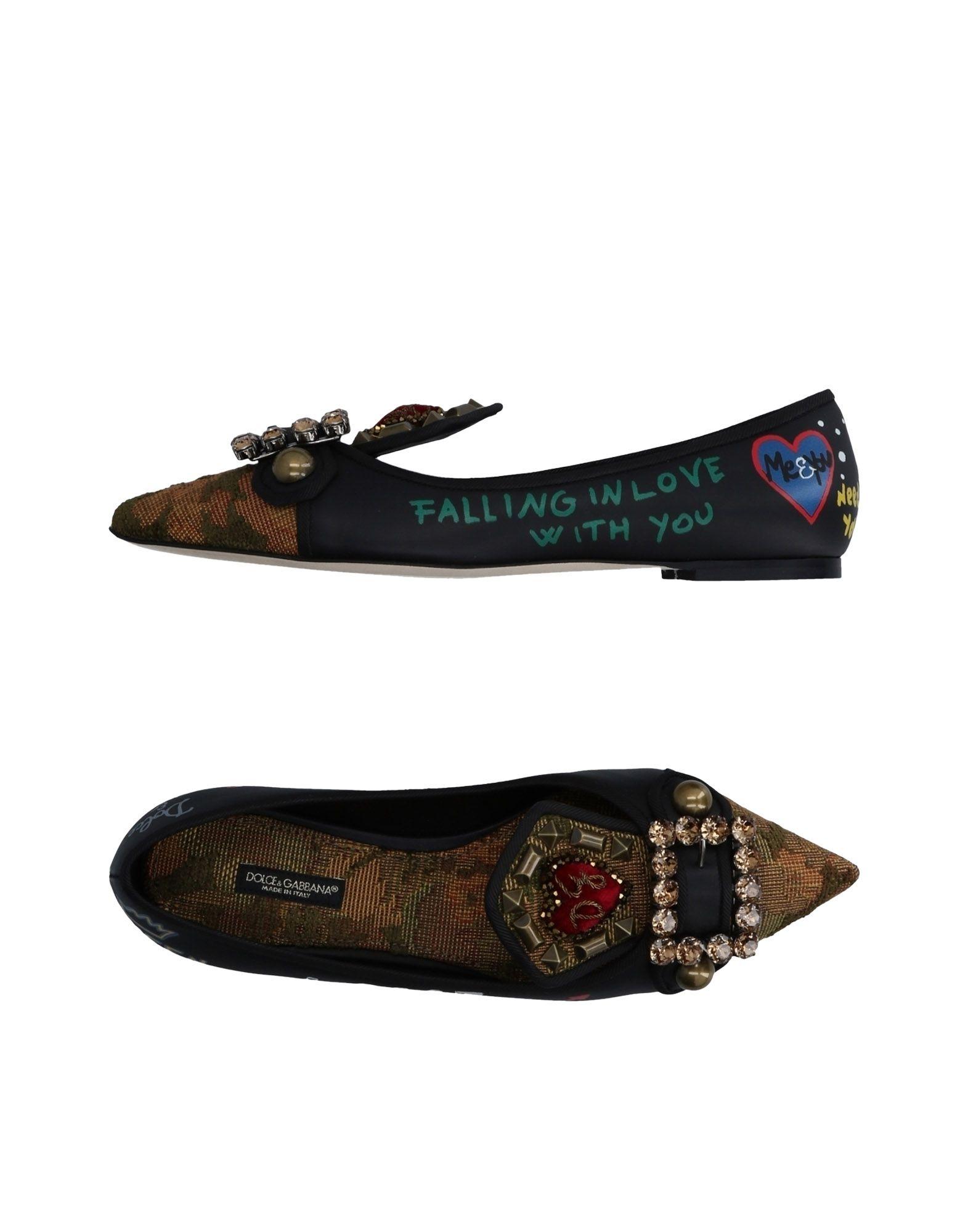 Dolce & Gabbana Mokassins aussehende Damen  11475174ETGünstige gut aussehende Mokassins Schuhe 441c32