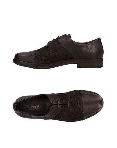 Zapatos cómodos y versátiles Zapato De Cordones Khrio' Mujer - Zapatos De Cordones Khrio' - 11475185CT Negro