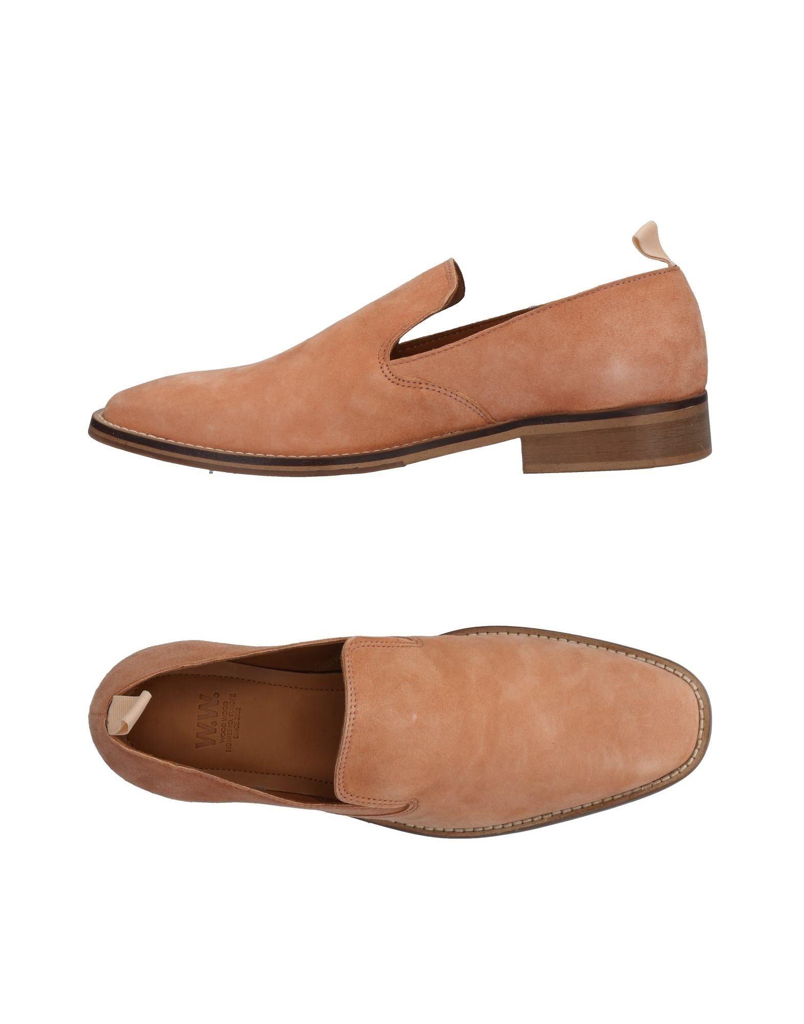 Wood Wood Mokassins Damen  11475186PU Gute Schuhe Qualität beliebte Schuhe Gute 3714e8