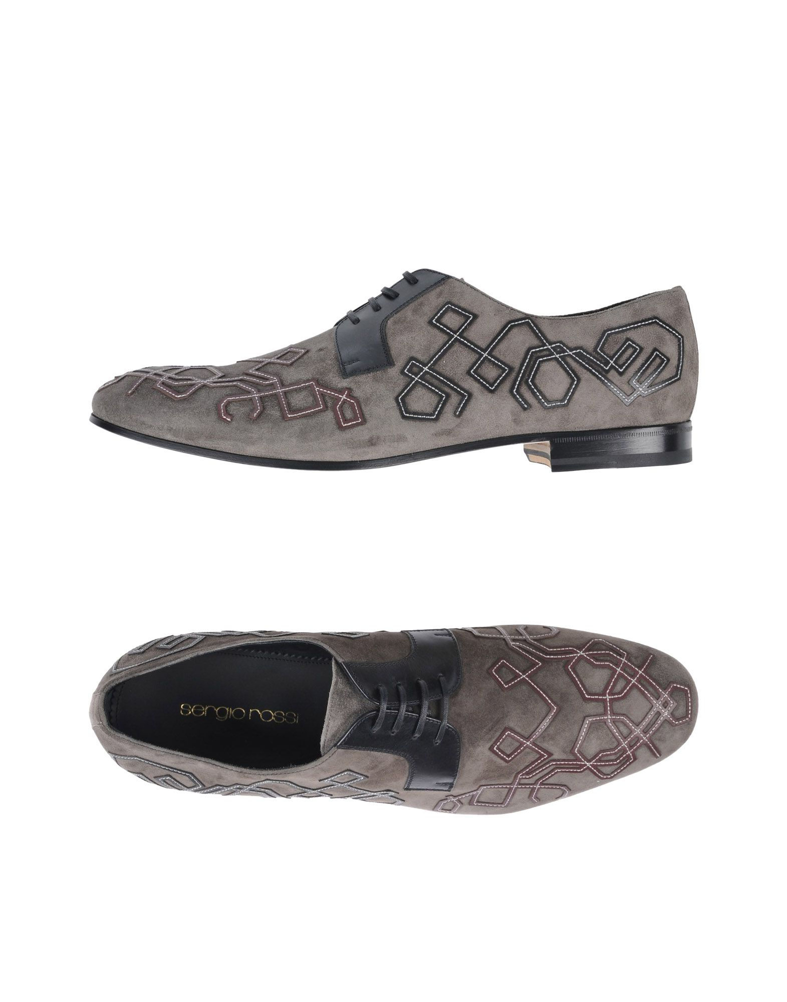 Sergio Rossi Schnürschuhe Herren  11475192RP Gute Qualität beliebte Schuhe