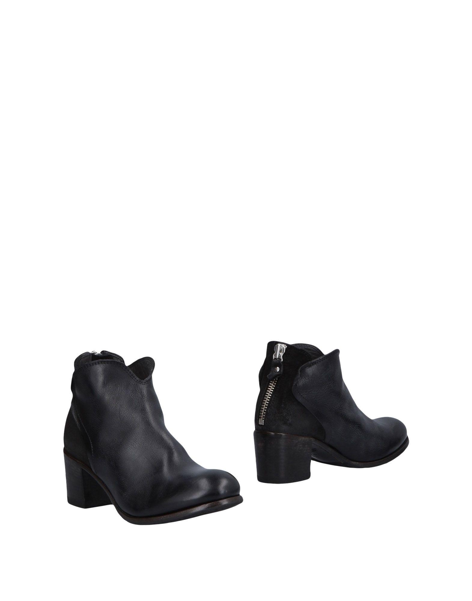 Moma Stiefelette Damen  11475259QJGut aussehende strapazierfähige Schuhe