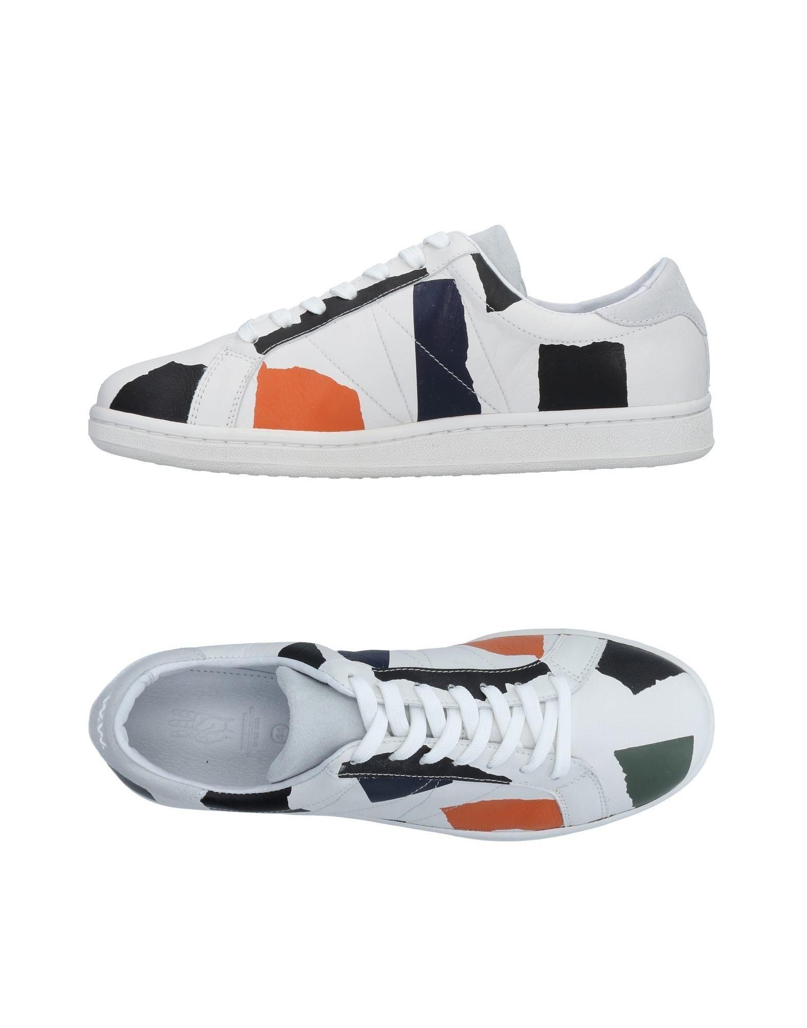 Rabatt echte Schuhe Wood Wood Sneakers Herren  11475288BT