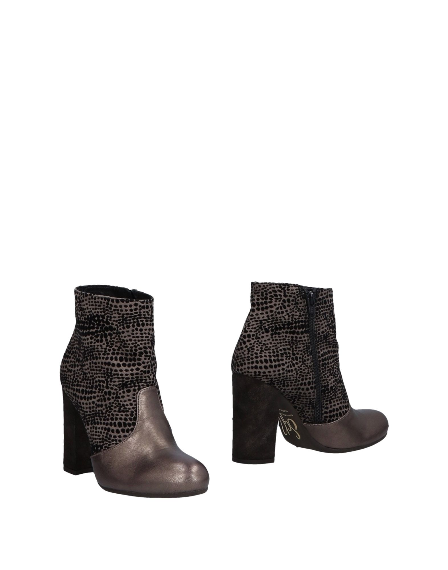 Sgn Giancarlo Paoli Stiefelette Stiefelette Paoli Damen  11475363MVGut aussehende strapazierfähige Schuhe fc25f5