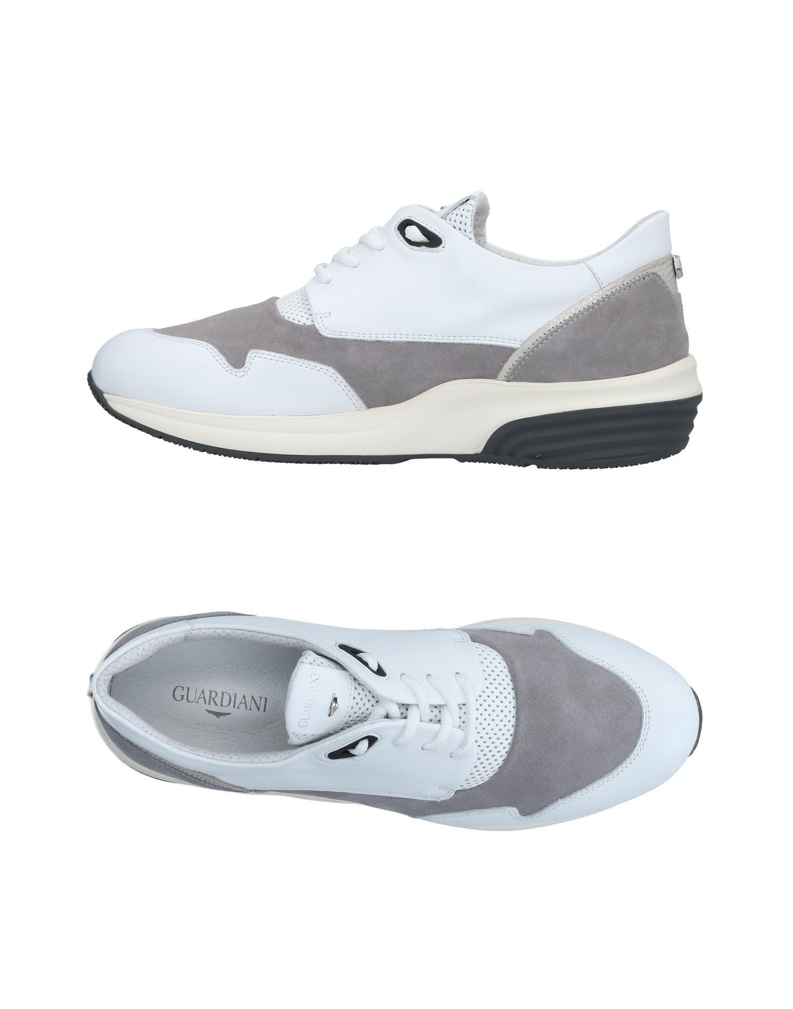 Rabatt echte Schuhe Alberto Guardiani Sneakers Herren  11475371GP