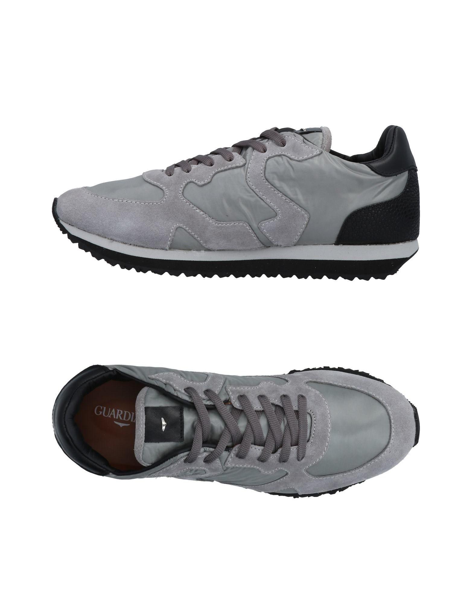 Rabatt echte Schuhe Alberto Guardiani Sneakers Herren  11475451GX