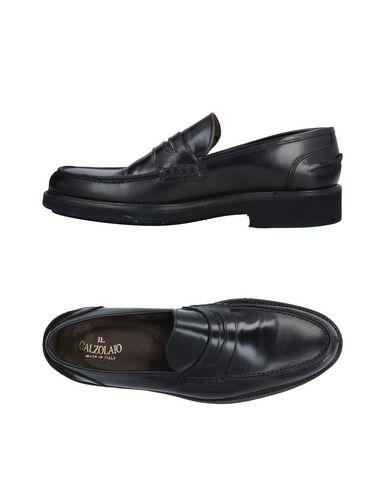 Zapatos con descuento Mocasín Il Calzolaio Hombre - Mocasines Il Calzolaio - 11475492IX Negro