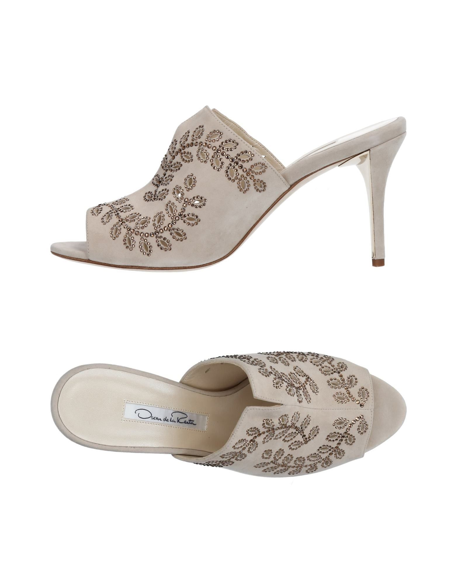 Stilvolle billige Schuhe Oscar De La Renta Sandalen Damen  11475499MS