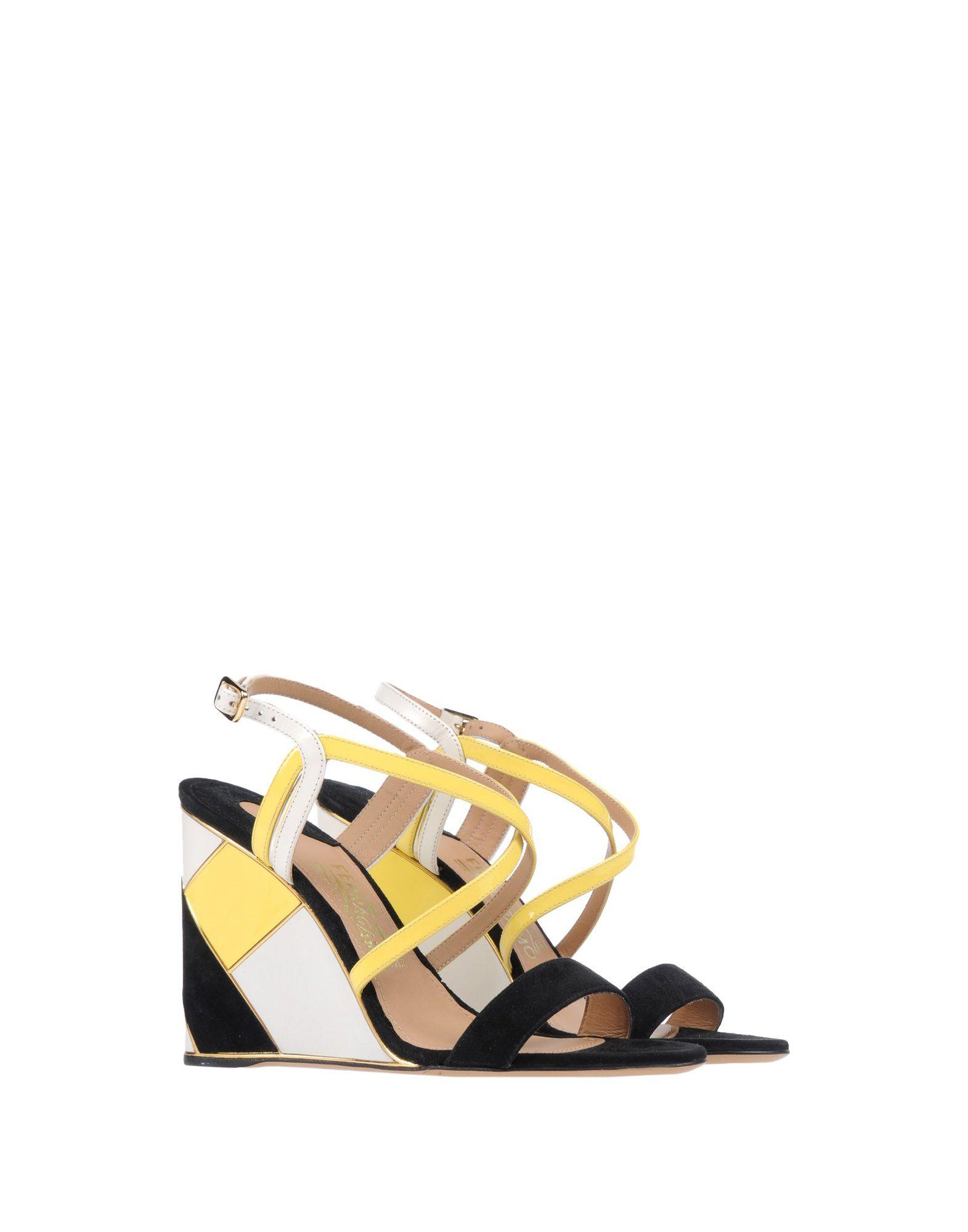 Rabatt Damen Schuhe Salvatore Ferragamo Sandalen Damen Rabatt  11475501EB 732e4e