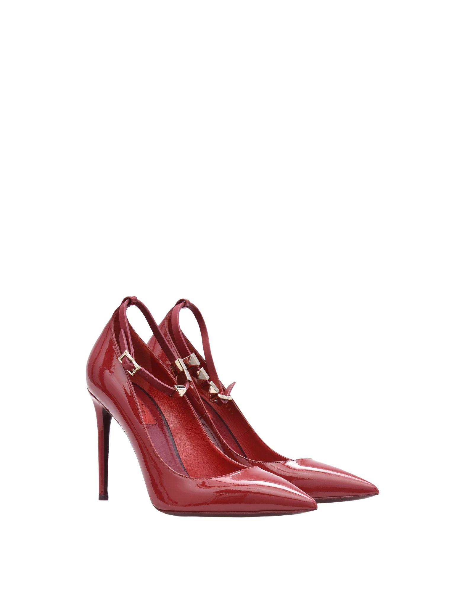 Valentino Garavani Pumps Damen aussehende  11475513VVGünstige gut aussehende Damen Schuhe 78b82f