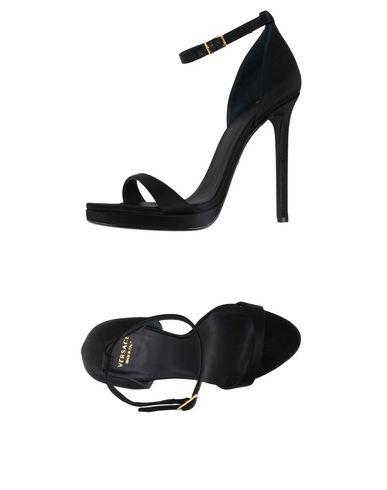 Zapatos de mujer baratos zapatos de - mujer Sandalia Versace Mujer - de Sandalias Versace - 11475522JW Negro 243d6f