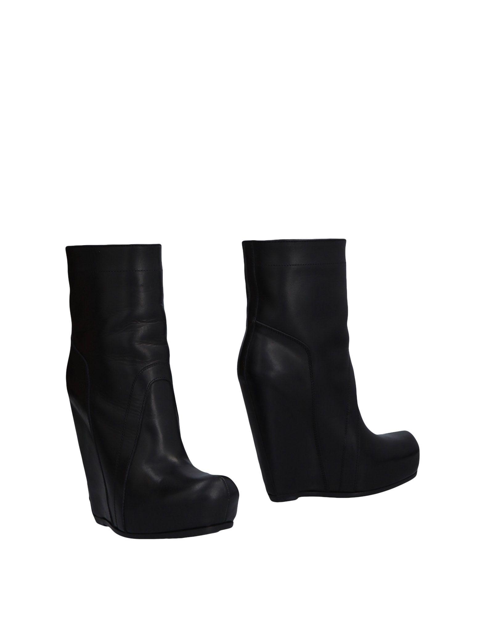 Rick Owens Stiefelette Damen  11475523VOGünstige gut aussehende Schuhe